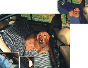 NEW-Dog-Backseat-Hammock-Bono-Fido-Bono-Fido thumbnail 4