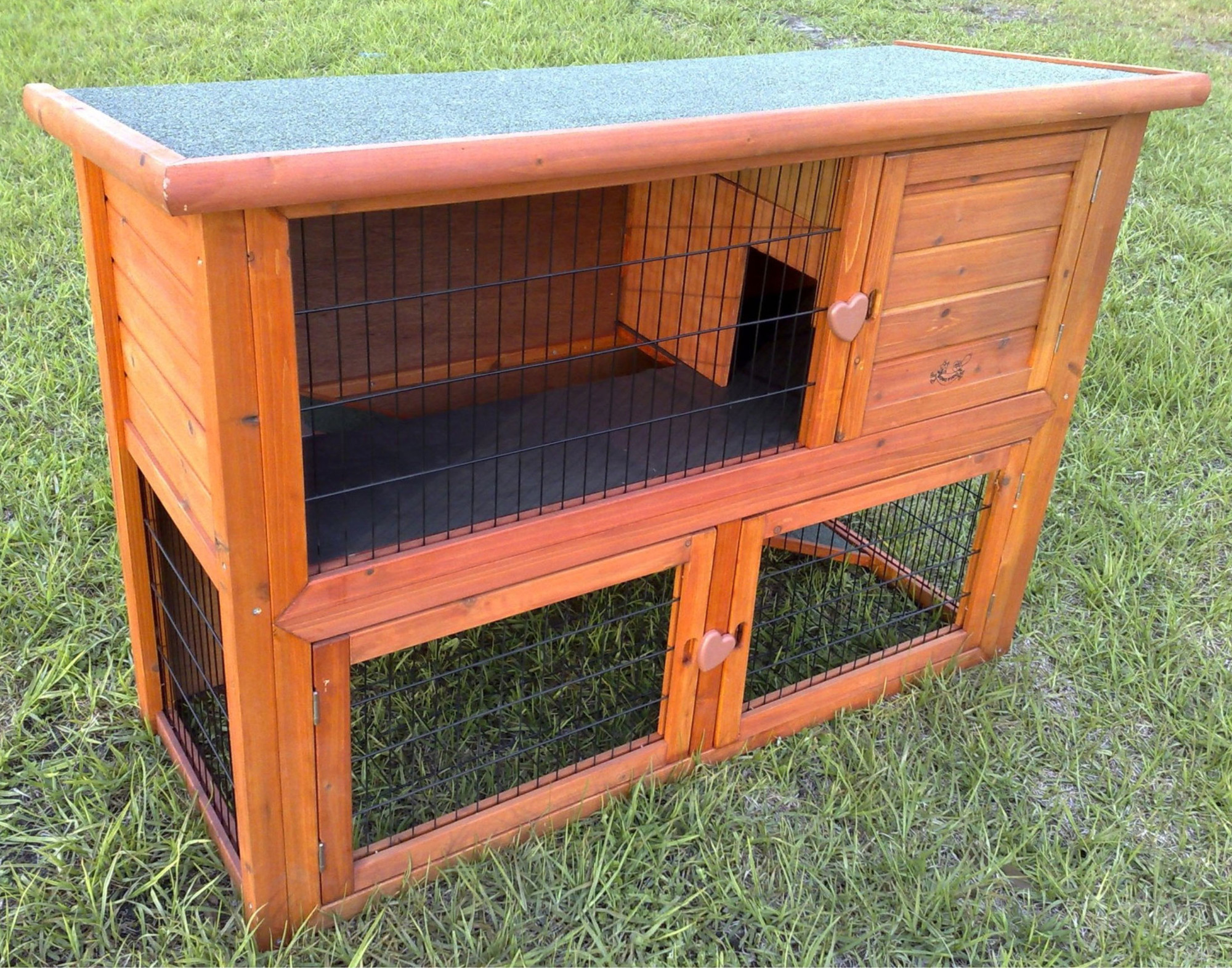Rabbit Hutch With Run Temple Webster