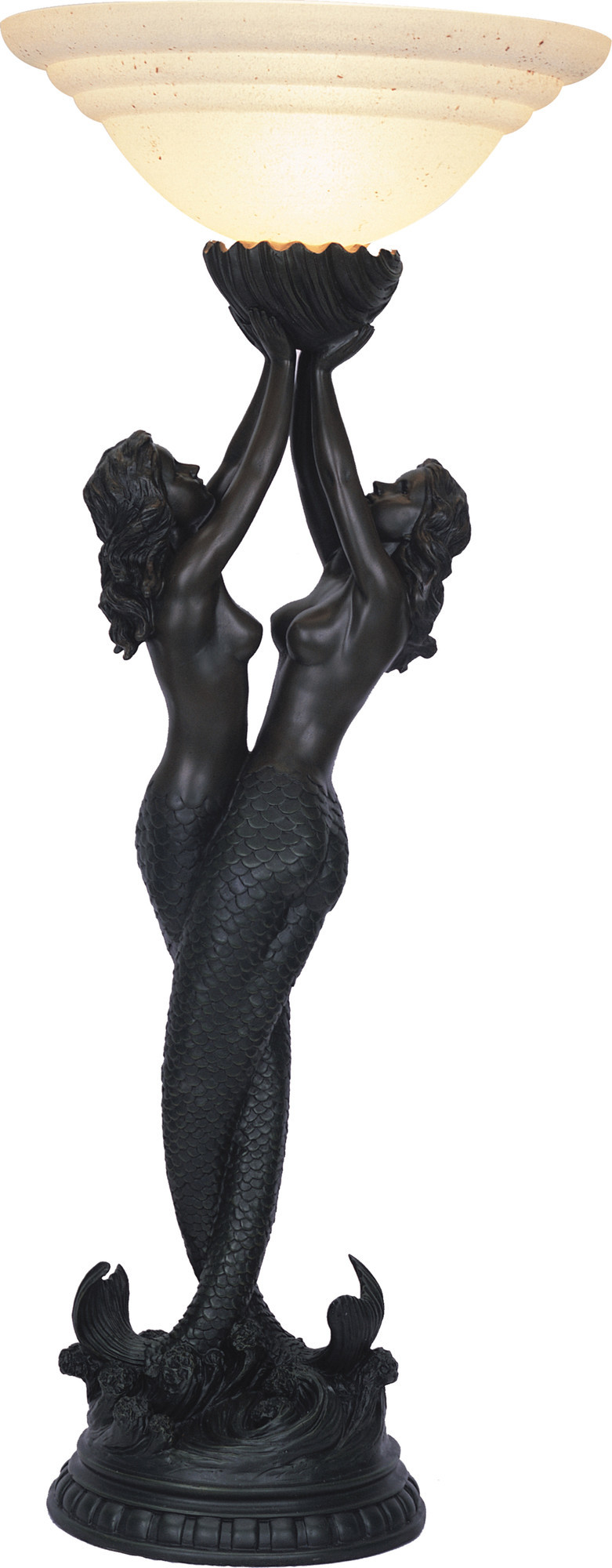 Mermaid table lamp - Sku Ggbr1661 Twin Mermaid Table Lamp Is Also Sometimes Listed Under The Following Manufacturer Numbers Tl S07903