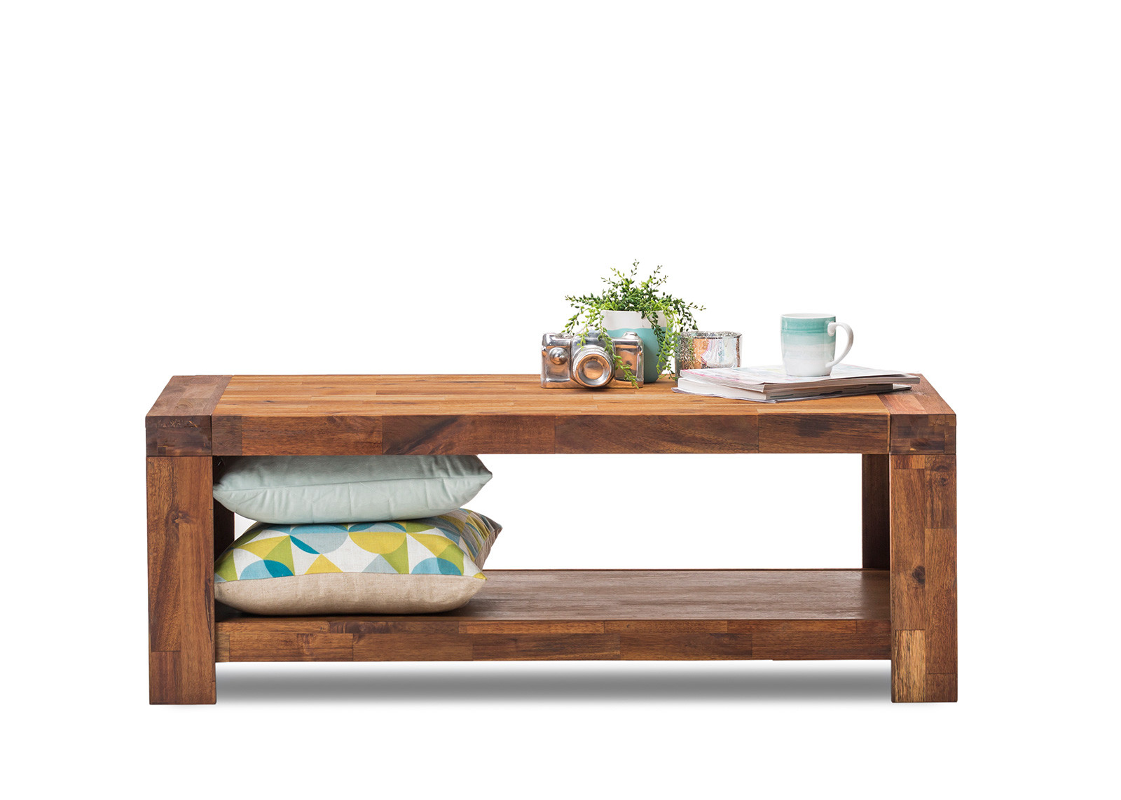 Coffee Table Acacia Coffee Table Temple Webster