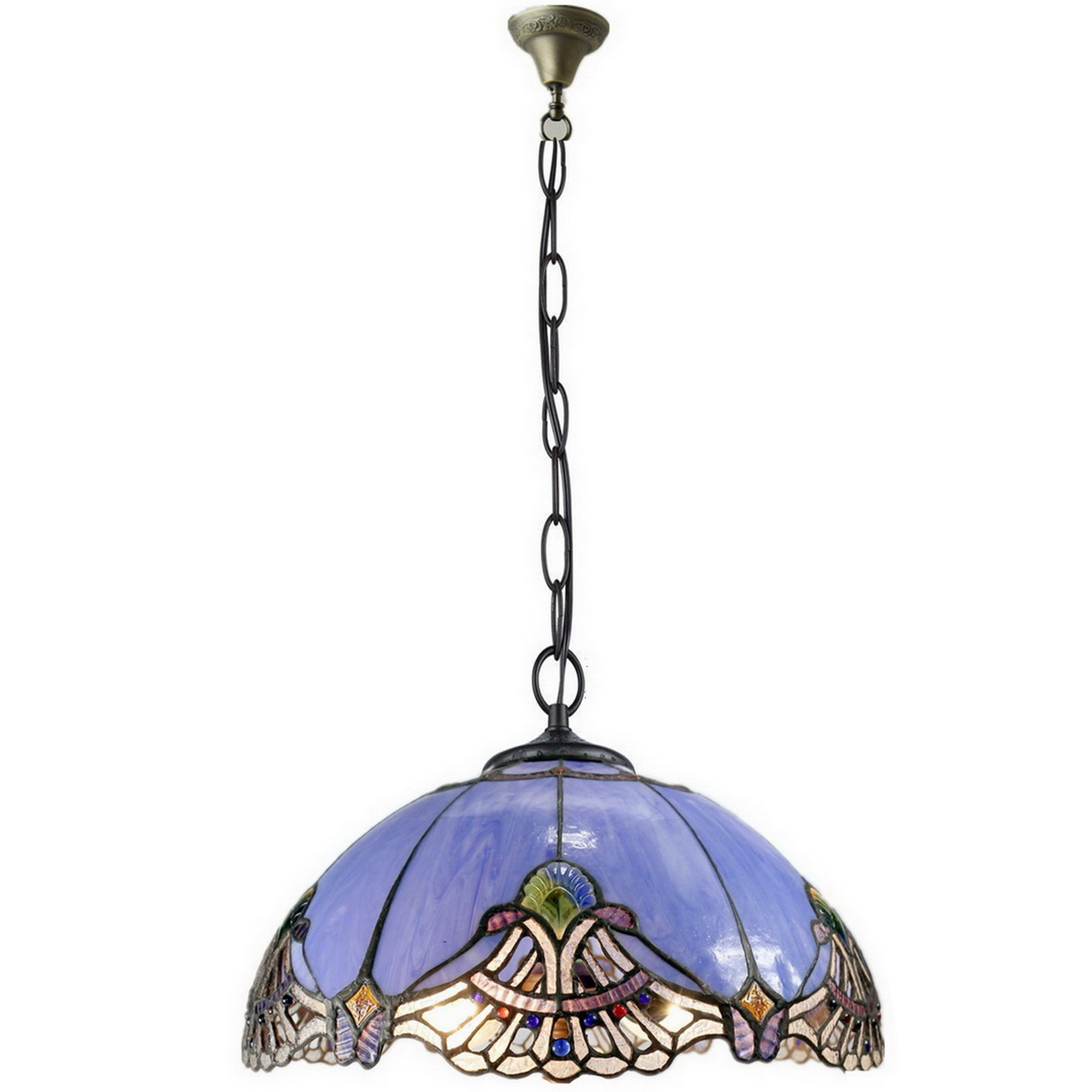 tiffany style pendant light fixture. SKU #JOAN1481 Lilac Baroque Tiffany Style Pendant Light Is Also Sometimes Listed Under The Following Manufacturer Numbers: C161072B Fixture