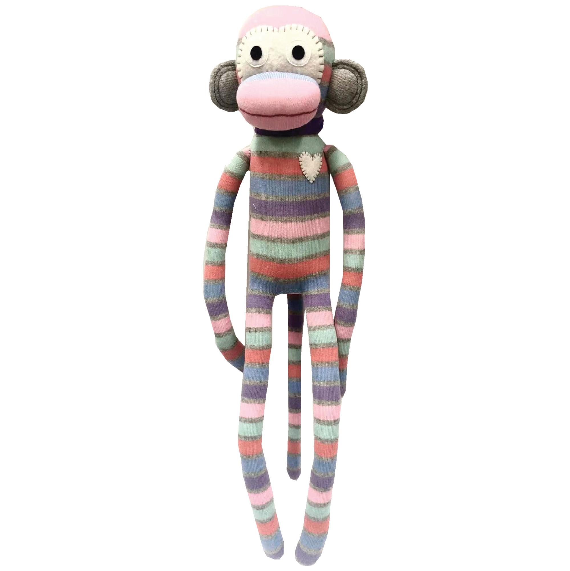 Boyle Zoe The Sock Monkey Plush Toy Reviews Temple Webster