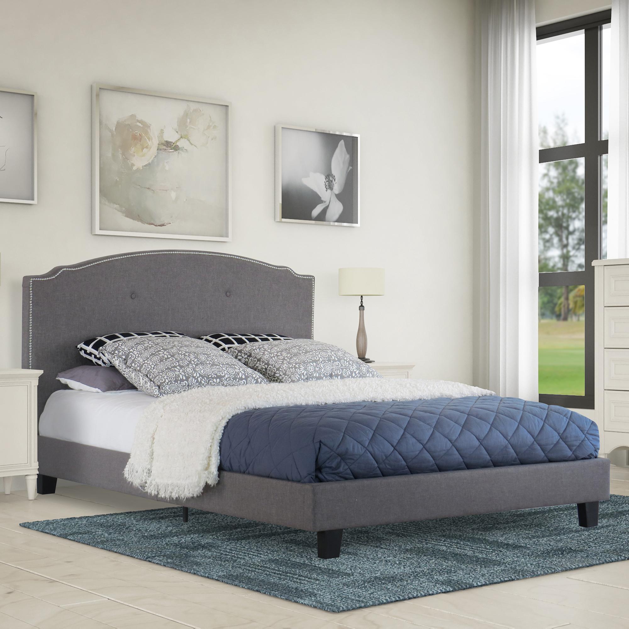 NEW Grey Portland Bed Frame - Rawson & Co,Beds | eBay