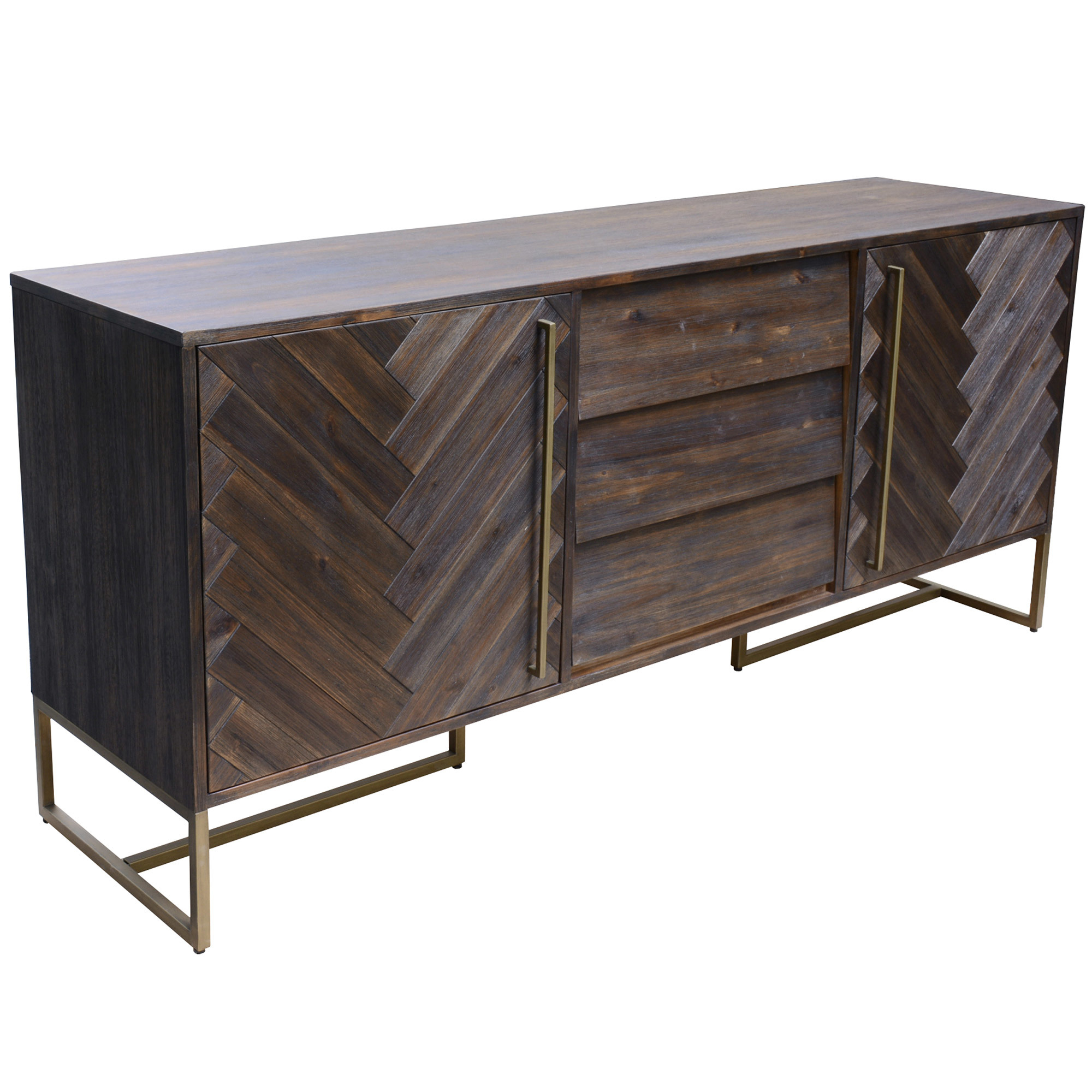 Buffet with wine storage australia wooden buffet rustica for Sideboard jam