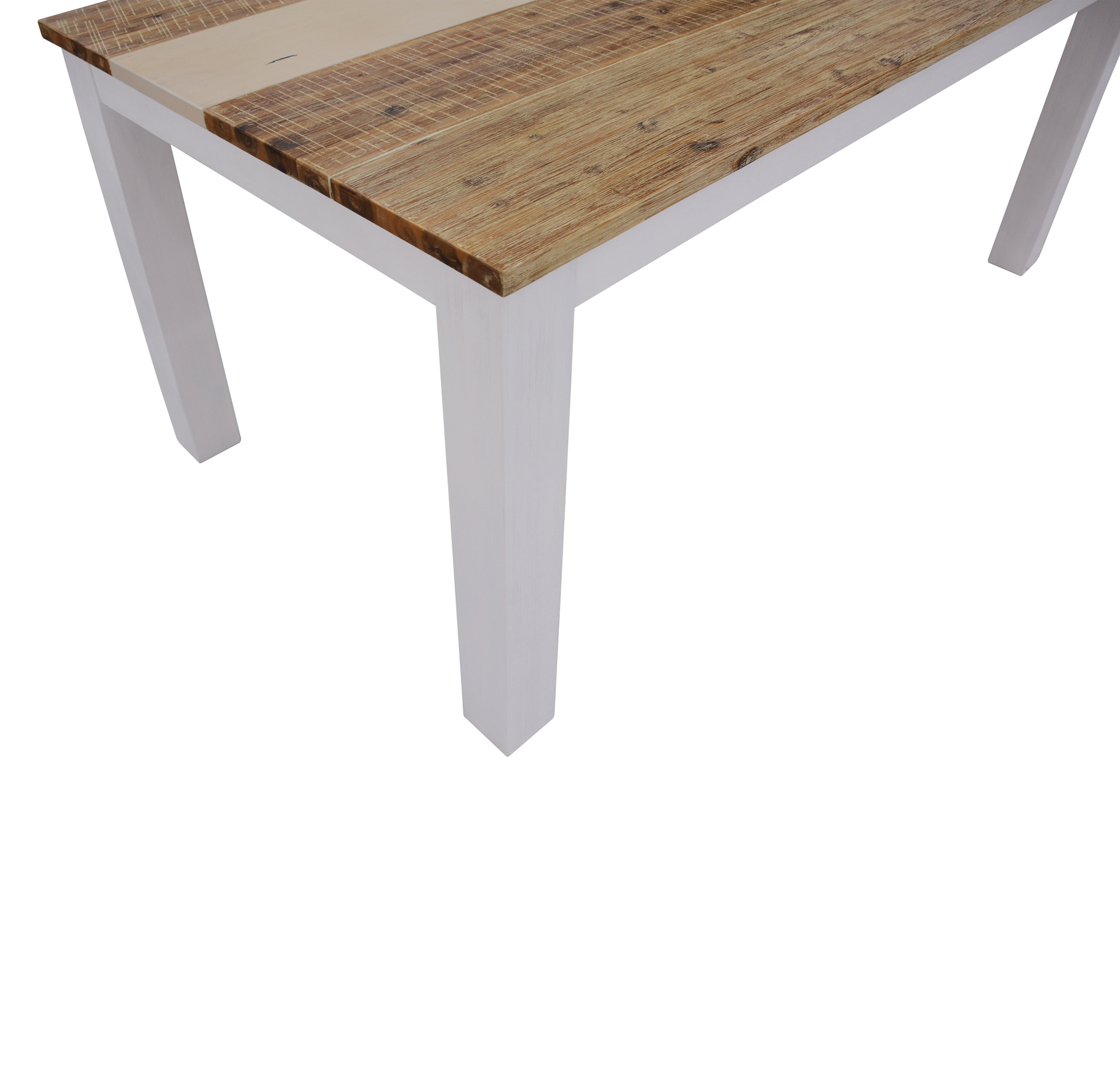 New Dover Acacia Dining Table Dodicci Dining Tables Ebay