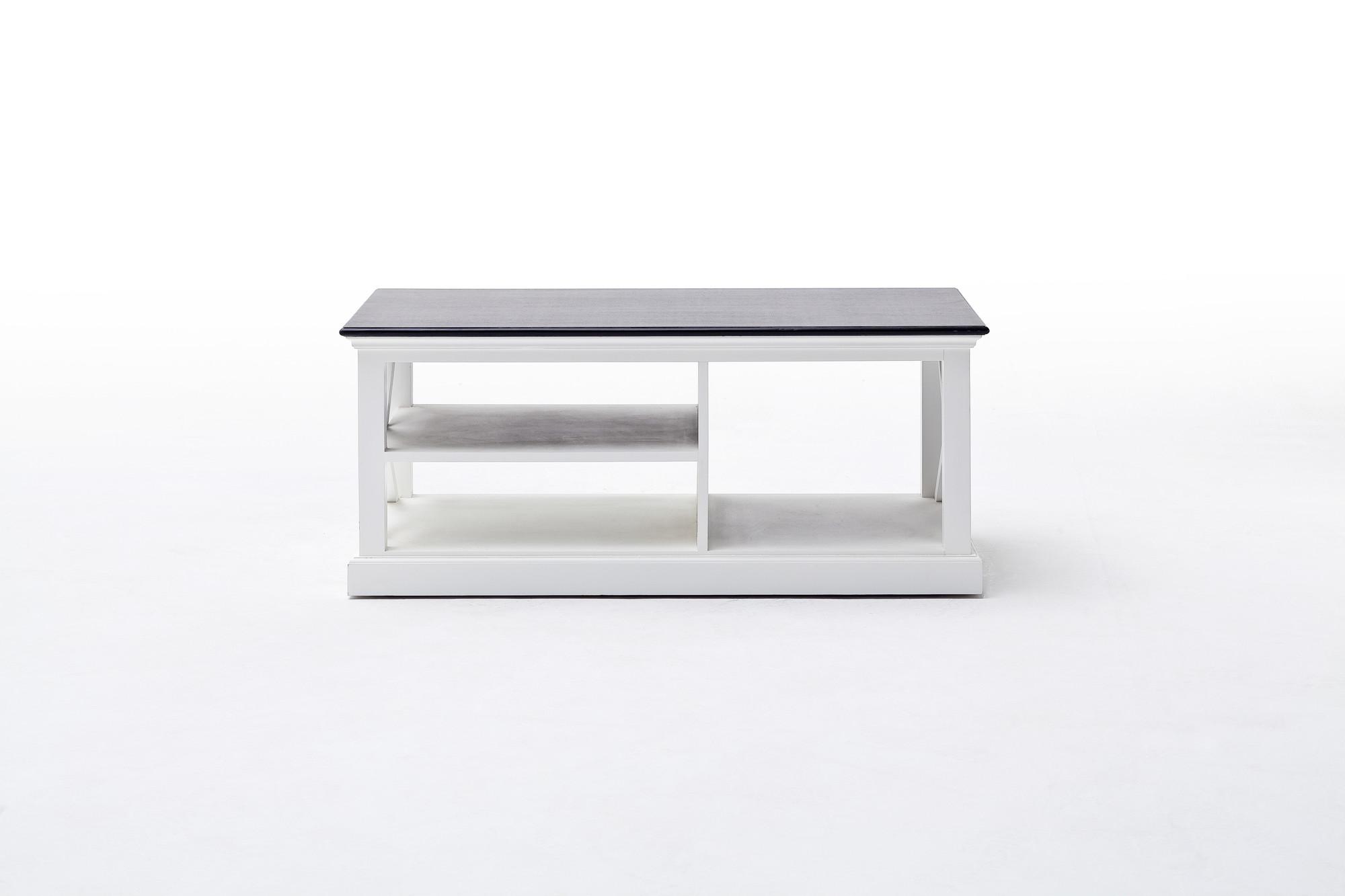 Coastal Coffee Table in White