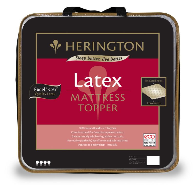 new latex mattress topper ebay