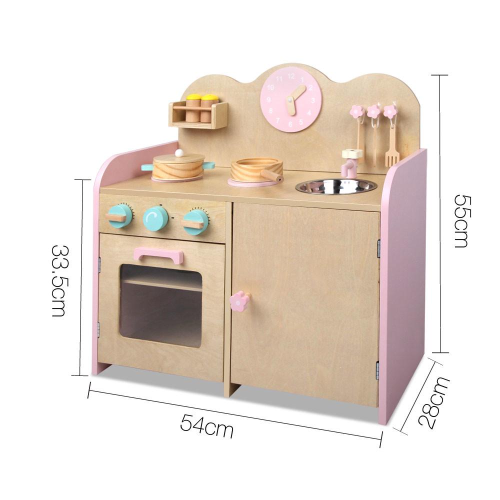 Kitchen Set wooden kitchen set photos : NEW 7 Piece Wooden Kitchen Set | eBay