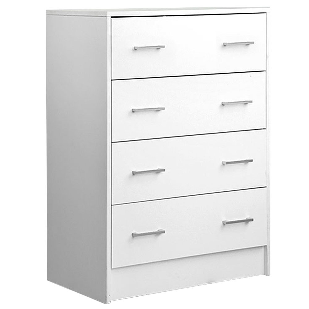 small with decofurnish storage drawer drawers sliding doors cabinet white and