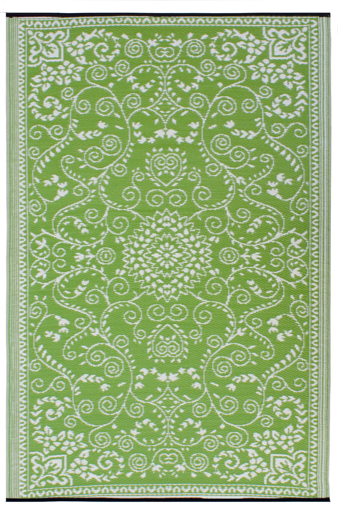 Home & Lifestyle Murano Lime Outdoor Rug & Reviews