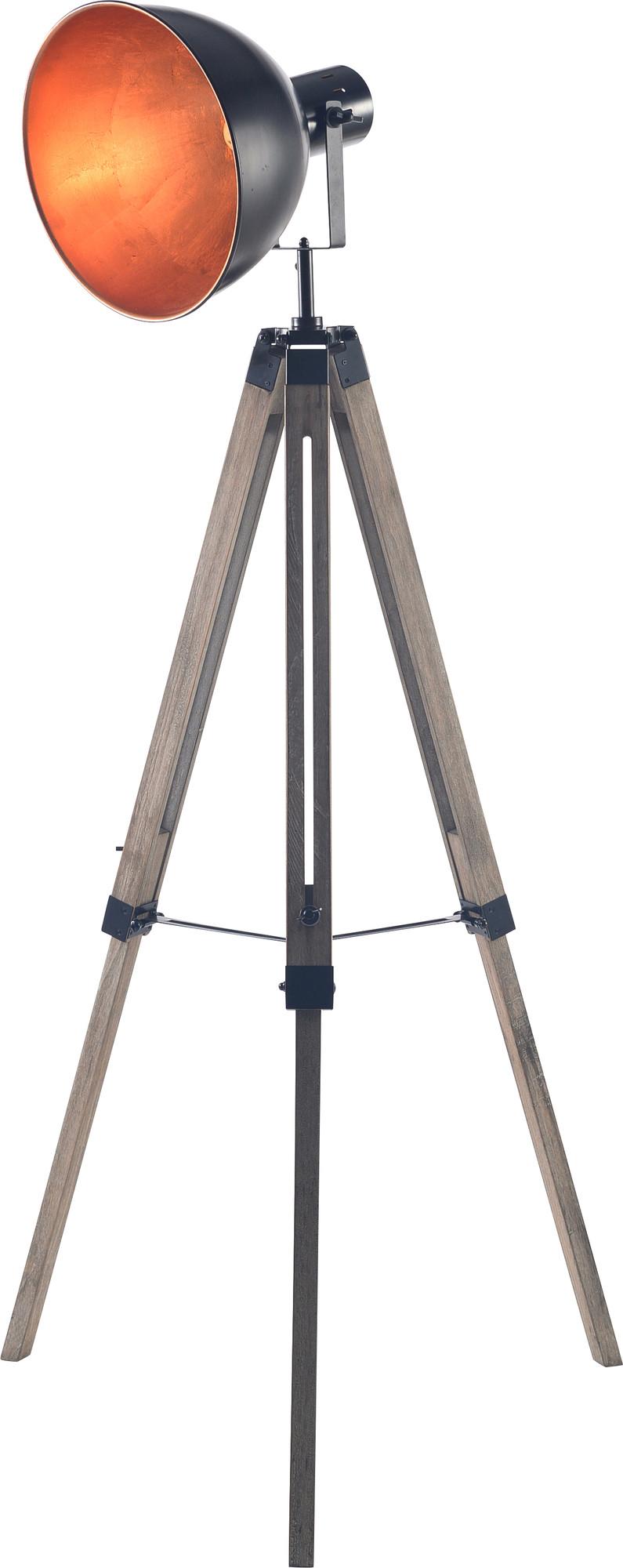 NEW-Welker-Large-Tripod-Floor-Lamp-New-Oriental-Lamps