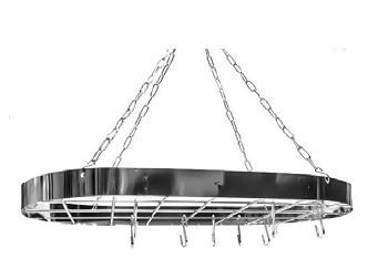 Space saving ideas   Kitchen Hanger Rack   Beanstalk Mums