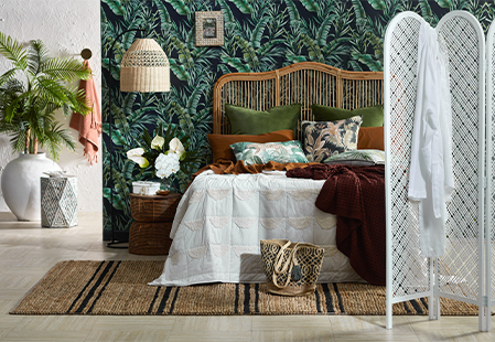How to style your bedroom like a luxury resort