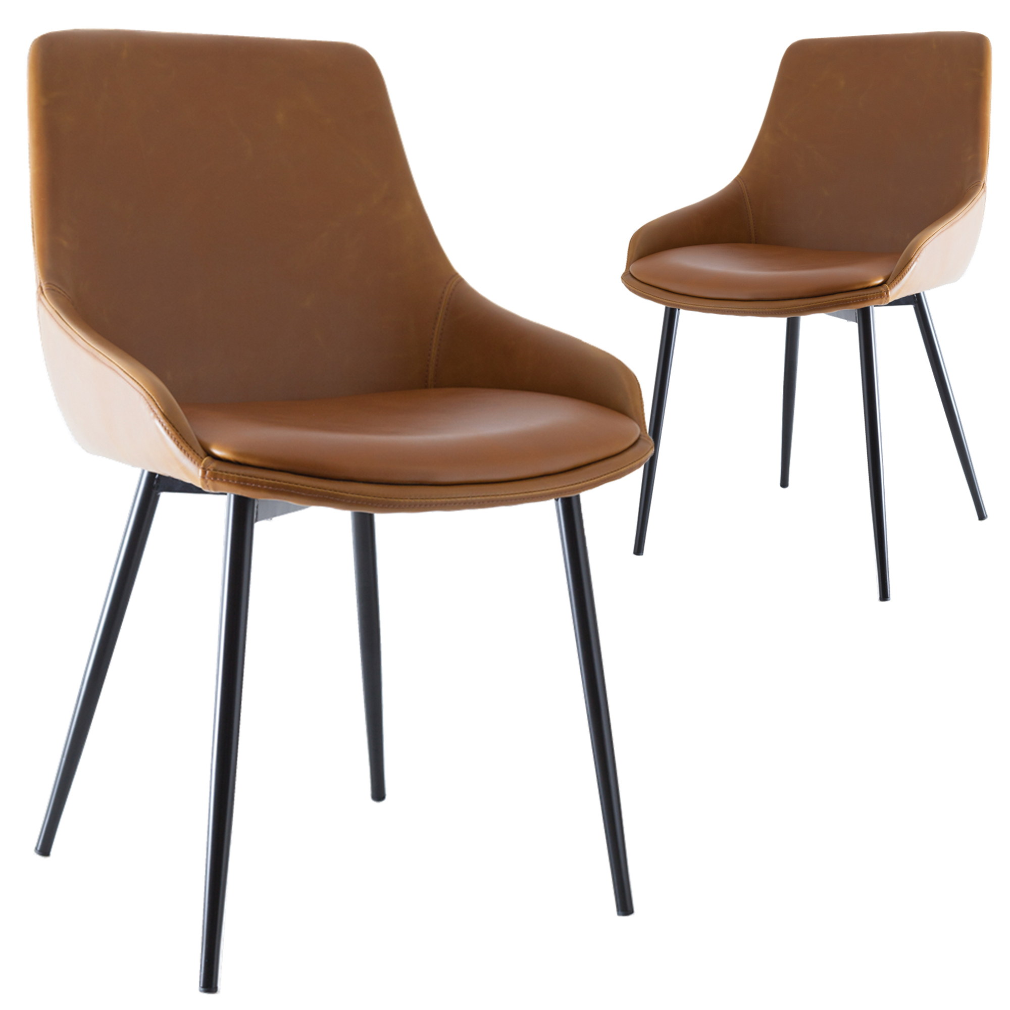 Sku mafu1025 tan lance faux leather dining chairs is also sometimes listed under the following manufacturer numbers mf1887