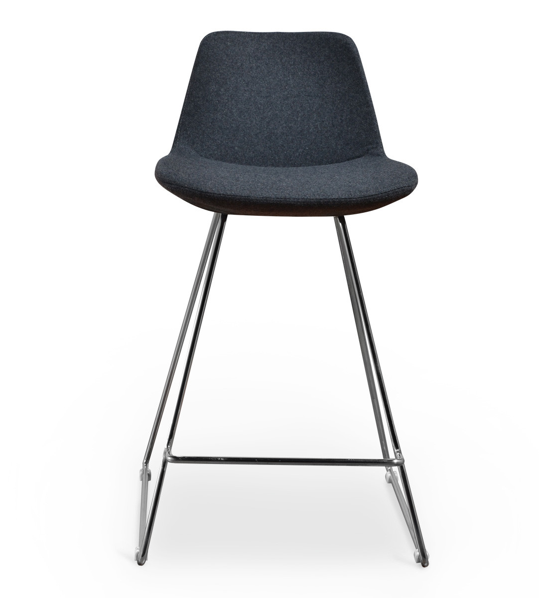 Reece High Back Barstool | Temple & Webster