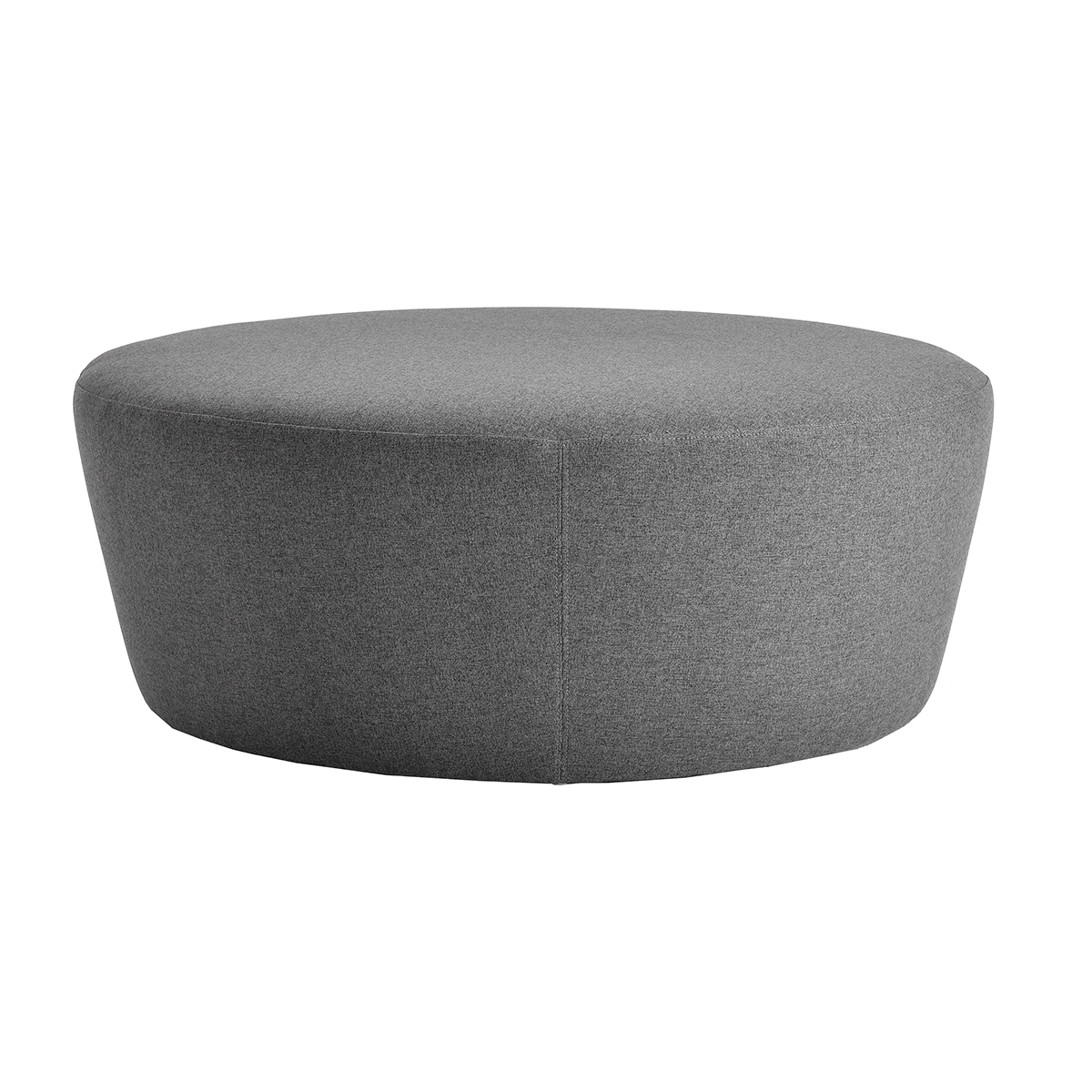 Sku cudi1624 lasse round upholstered ottoman is also sometimes listed under the following manufacturer numbers ot mxm astr fab dgry ot mxm astr vel lgry
