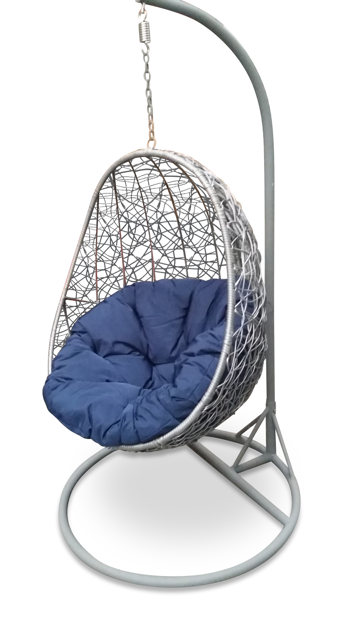 Cocoon hanging chair design decoration for Hanging cocoon chair ikea