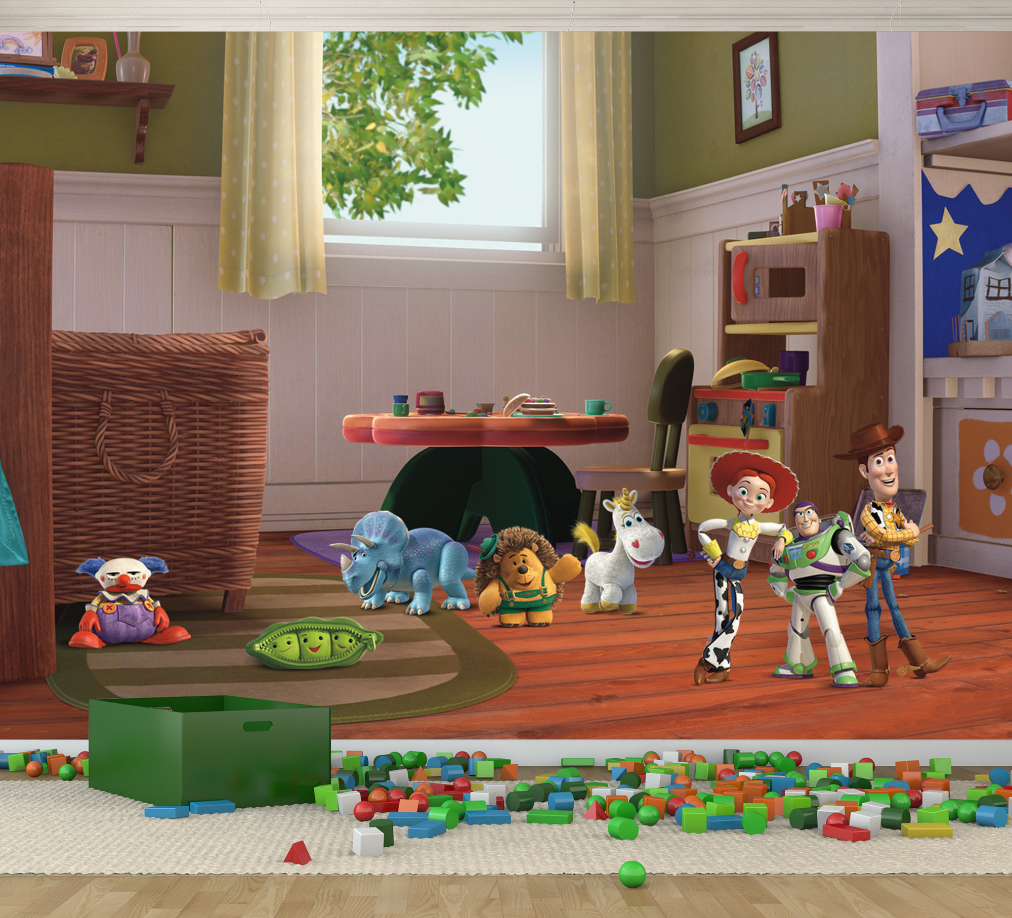 Toy story bonnies room full wall mural temple webster sku part1145 toy story bonnies room full wall mural is also sometimes listed under the following manufacturer numbers tsw004l tsw004m tsw004mini amipublicfo Image collections