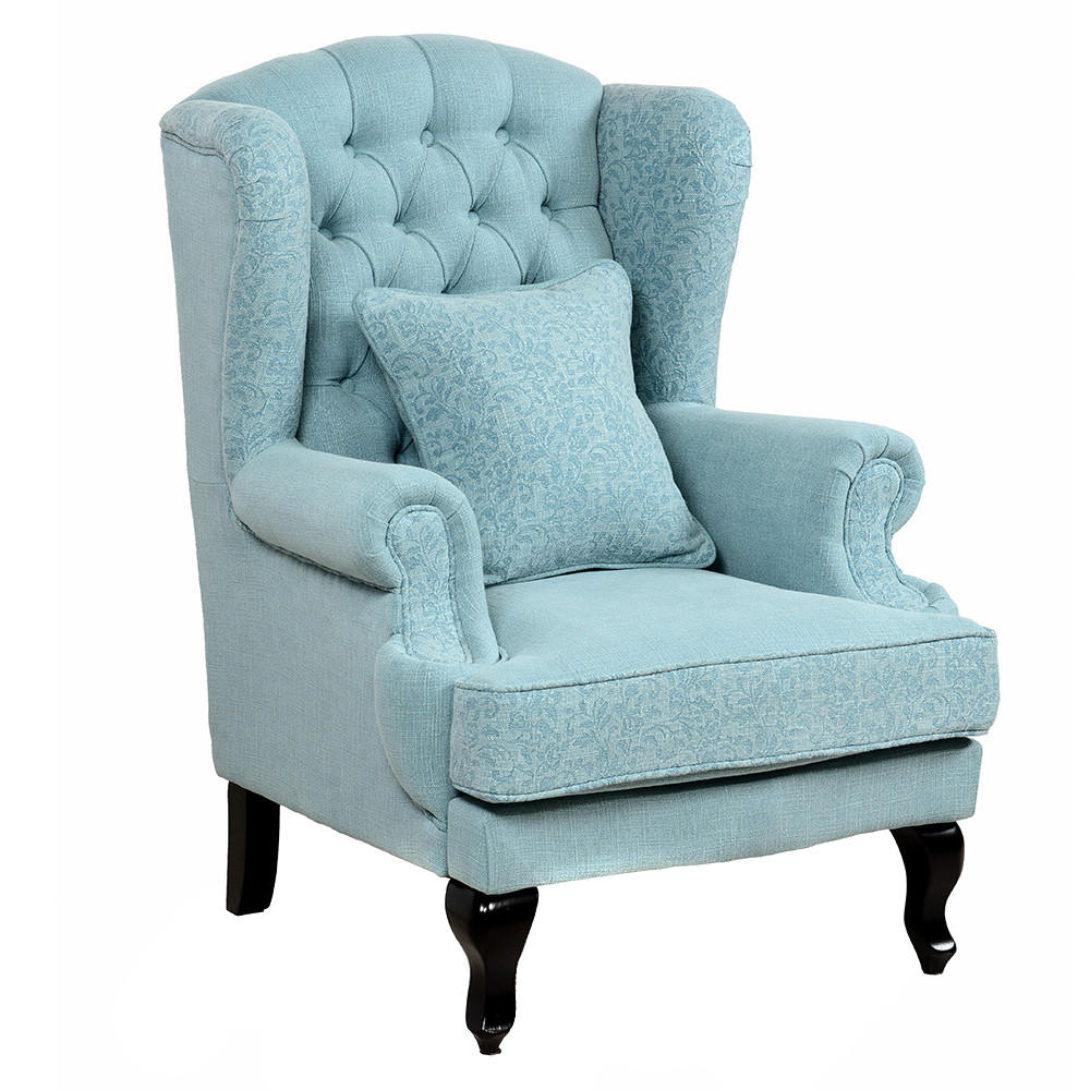 Teal wingback chair - Sku Tpwt1723 The Bowery Wingback Chair Is Also Sometimes Listed Under The Following Manufacturer Numbers Ryarmfbe Ryarmfbl