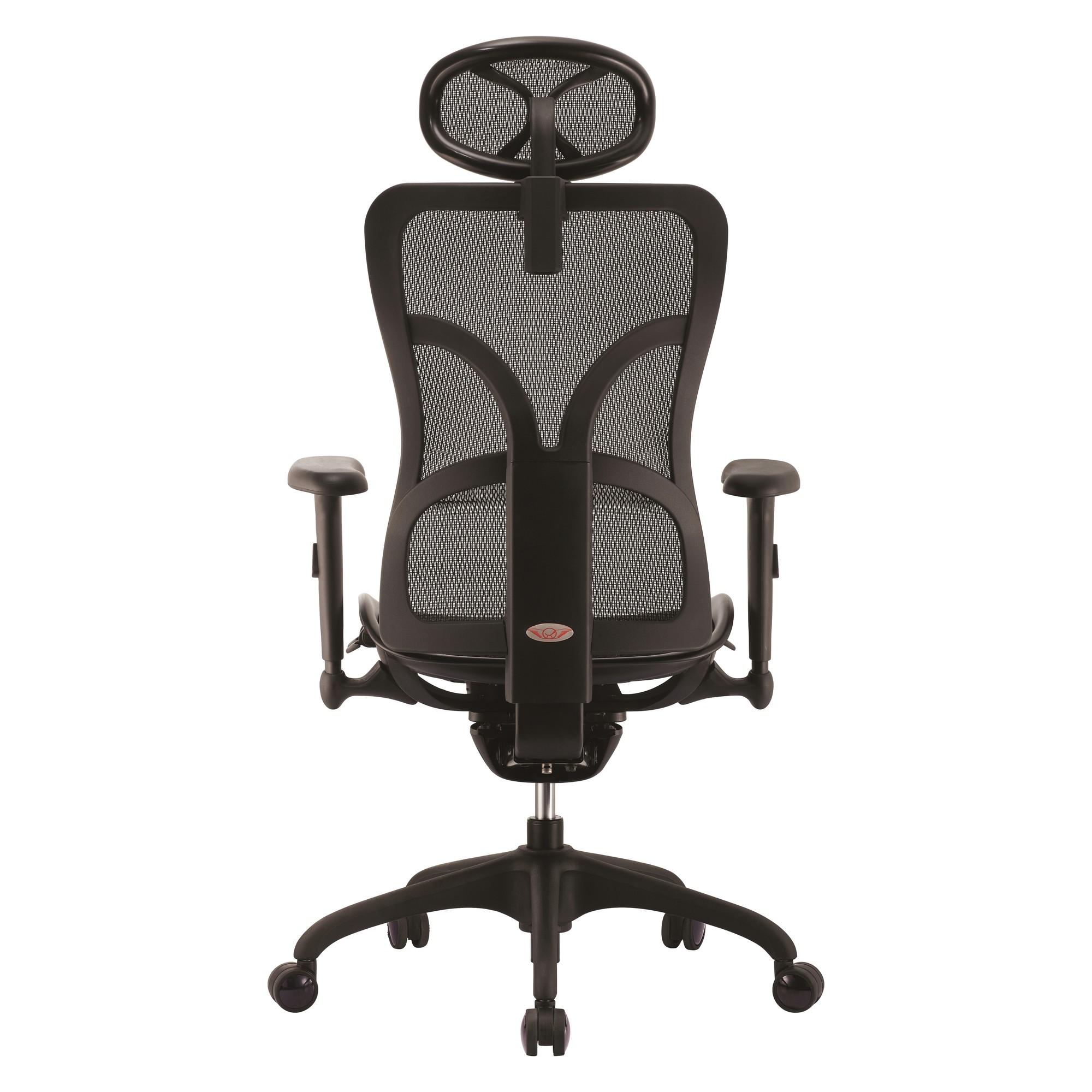 new milan direct manhattan adjustable ergo office chair ebay
