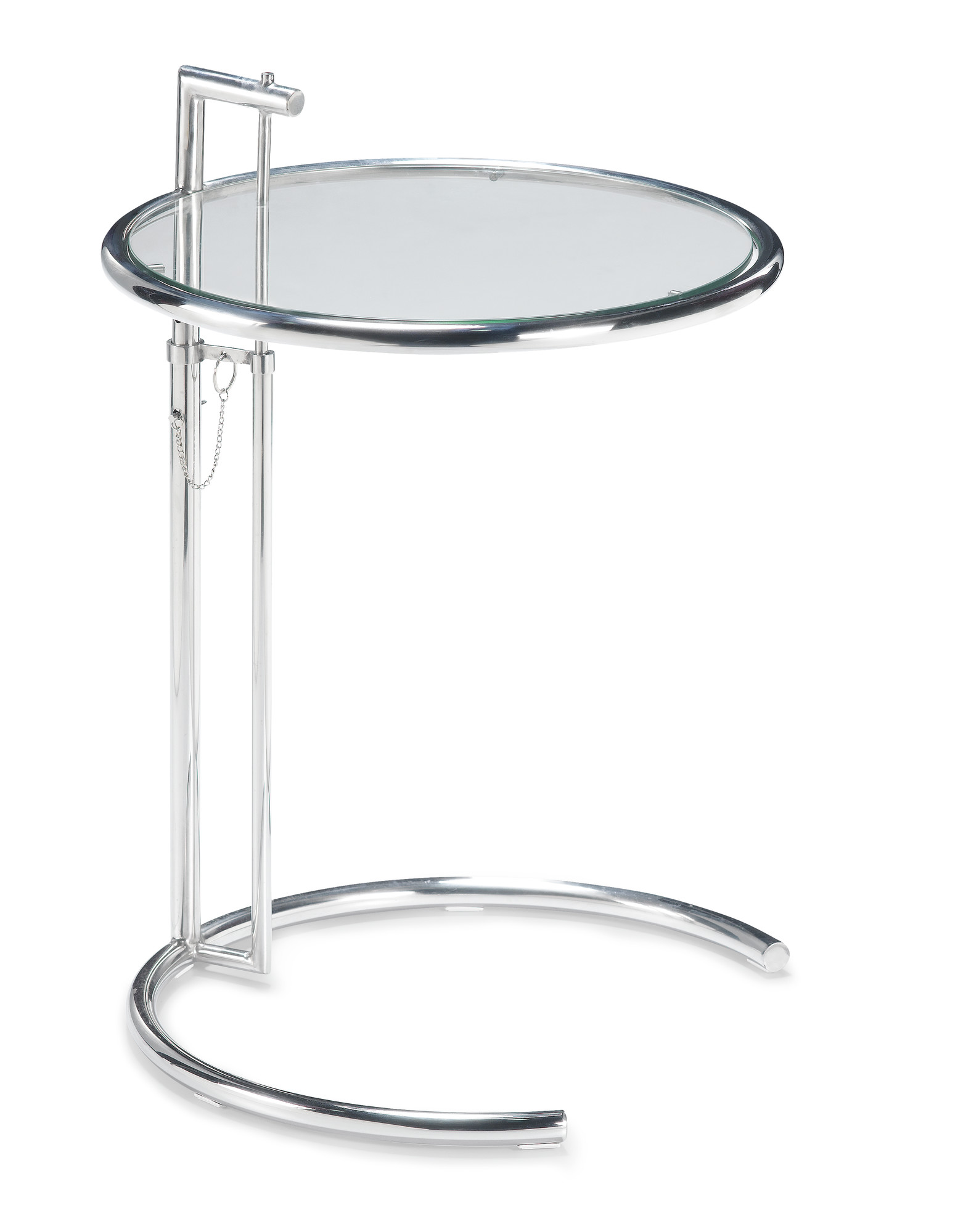 Fabulous Eileen Gray Replica Adjustable E Side Table With Eileen Grey Tisch