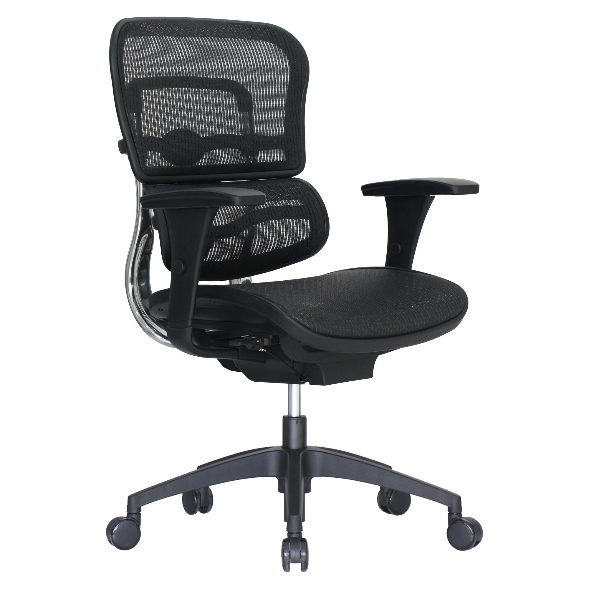 Ergonomic Desk Chair Ergonomic fice Chairs Temple Webster