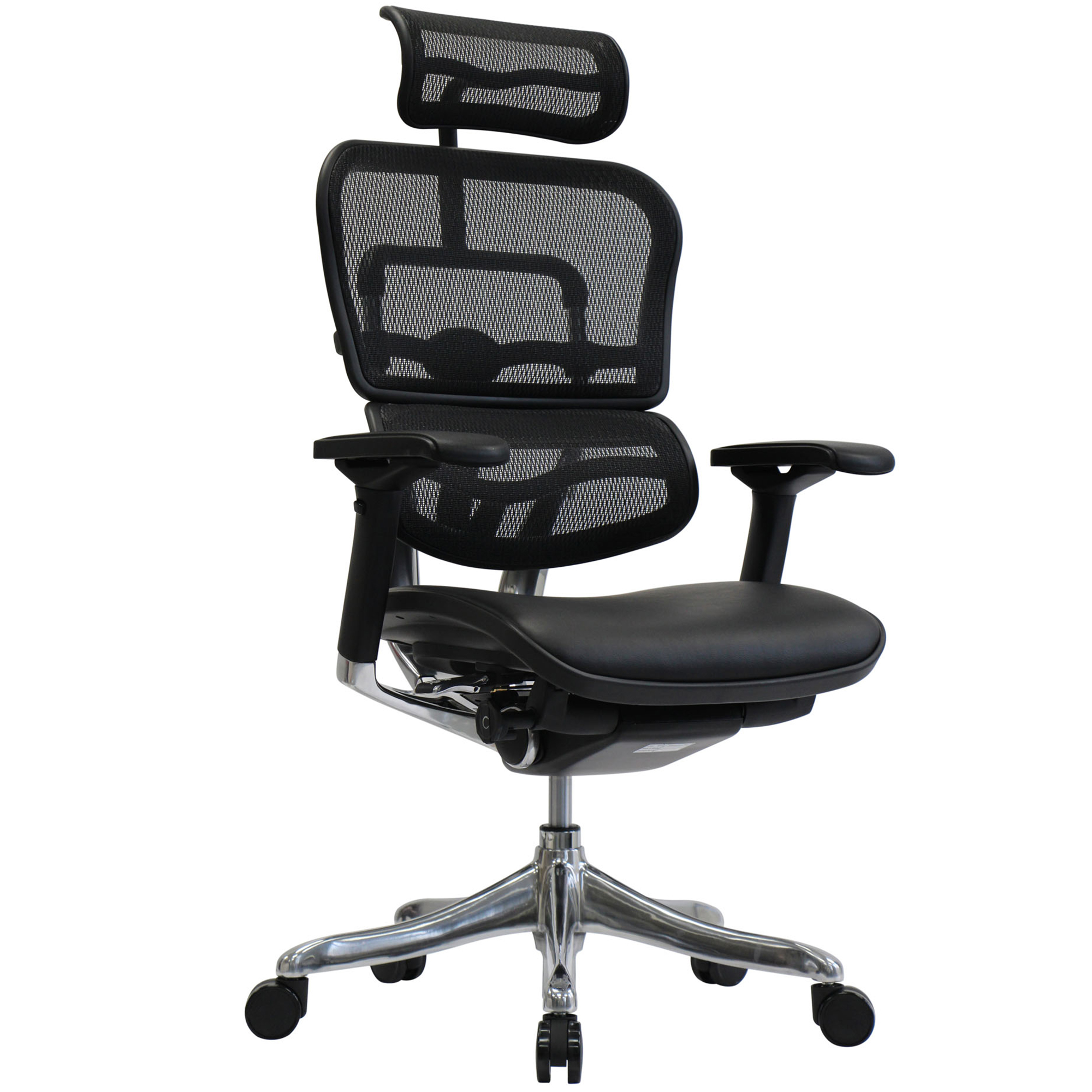 SKU TPWT2774 Ergohuman Leather Mesh V2 Plus Deluxe Office Chair Is Also Sometimes Listed Under The Following Manufacturer Numbers COEGPZBL