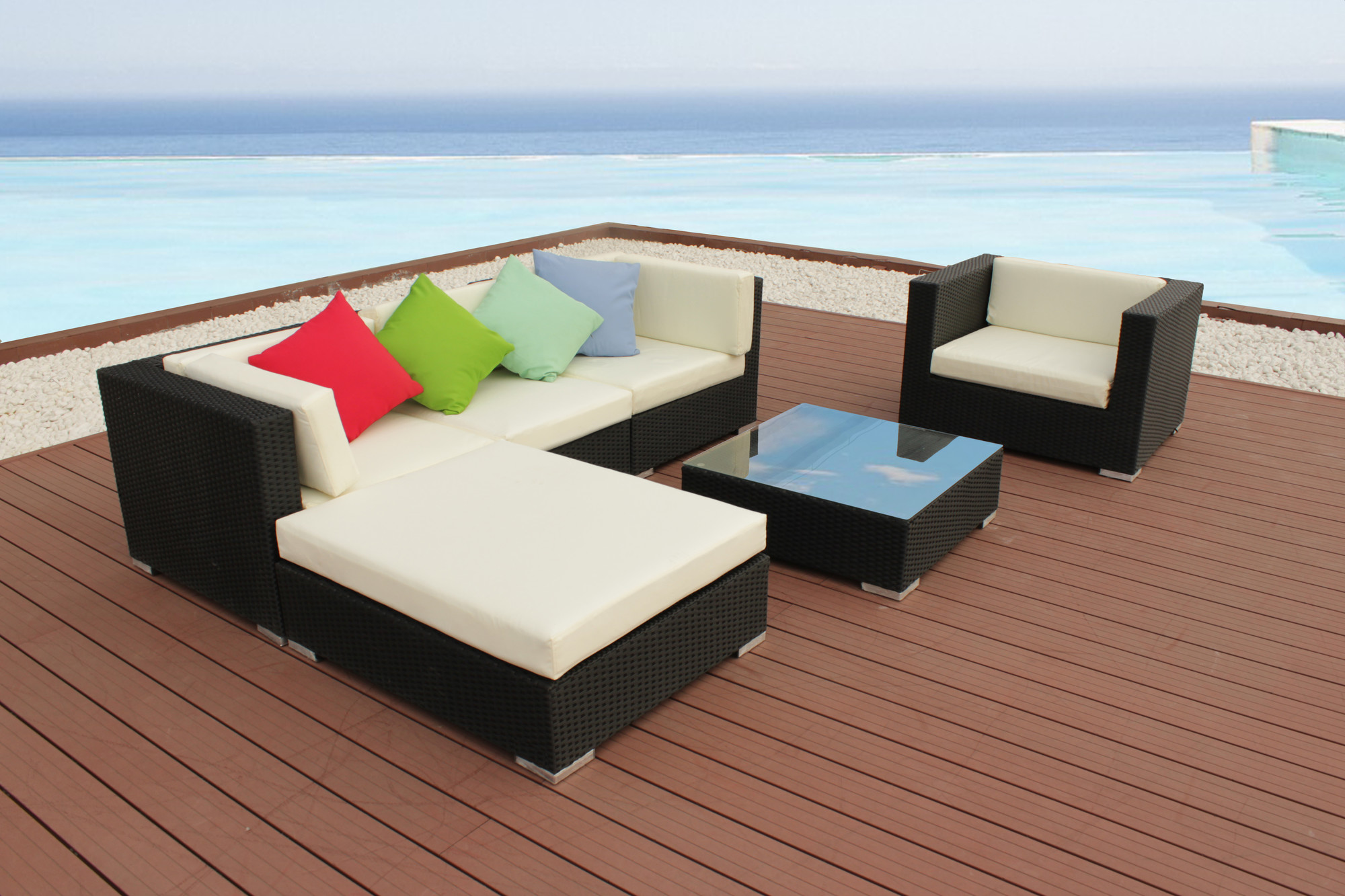 Schon SKU #HOFL1019 6 Piece Ramson Outdoor Lounge Set Is Also Sometimes Listed  Under The Following Manufacturer Numbers: HS008