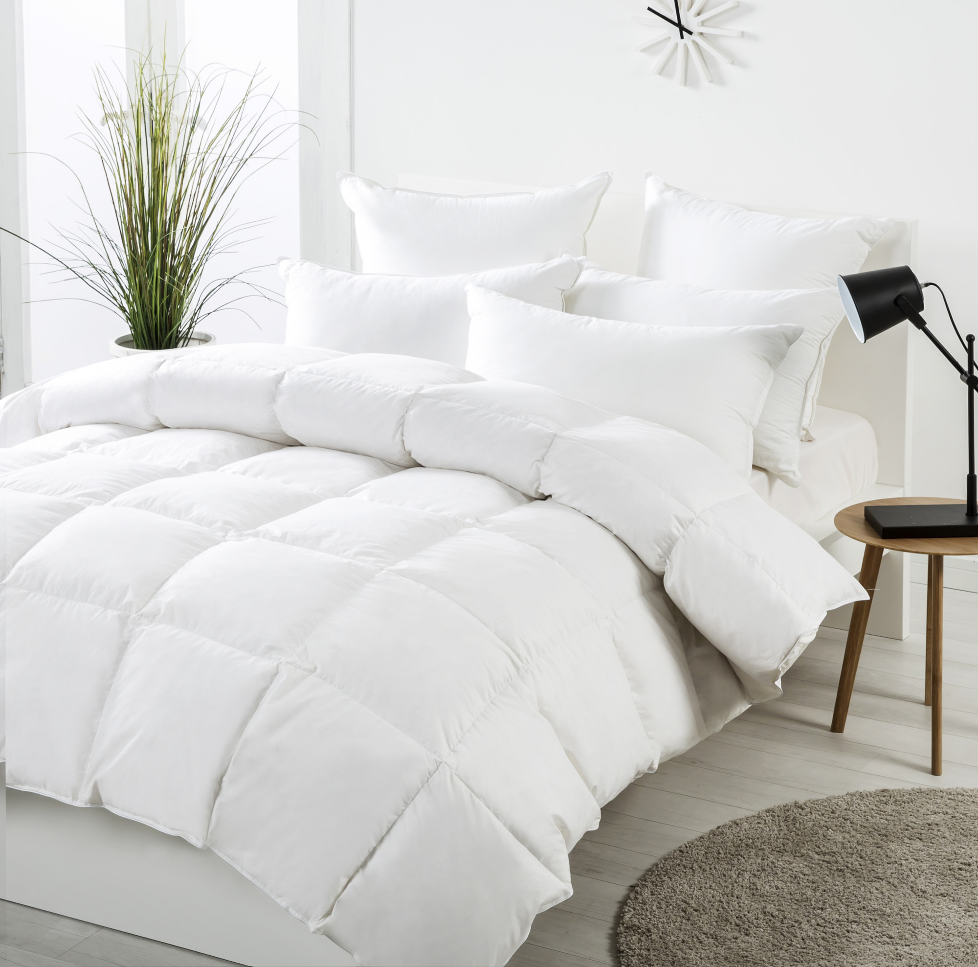panelled listed reviews feather duvet manufacturer sku the following white is dreamaker sometimes quilt duck temple webster also under numbers