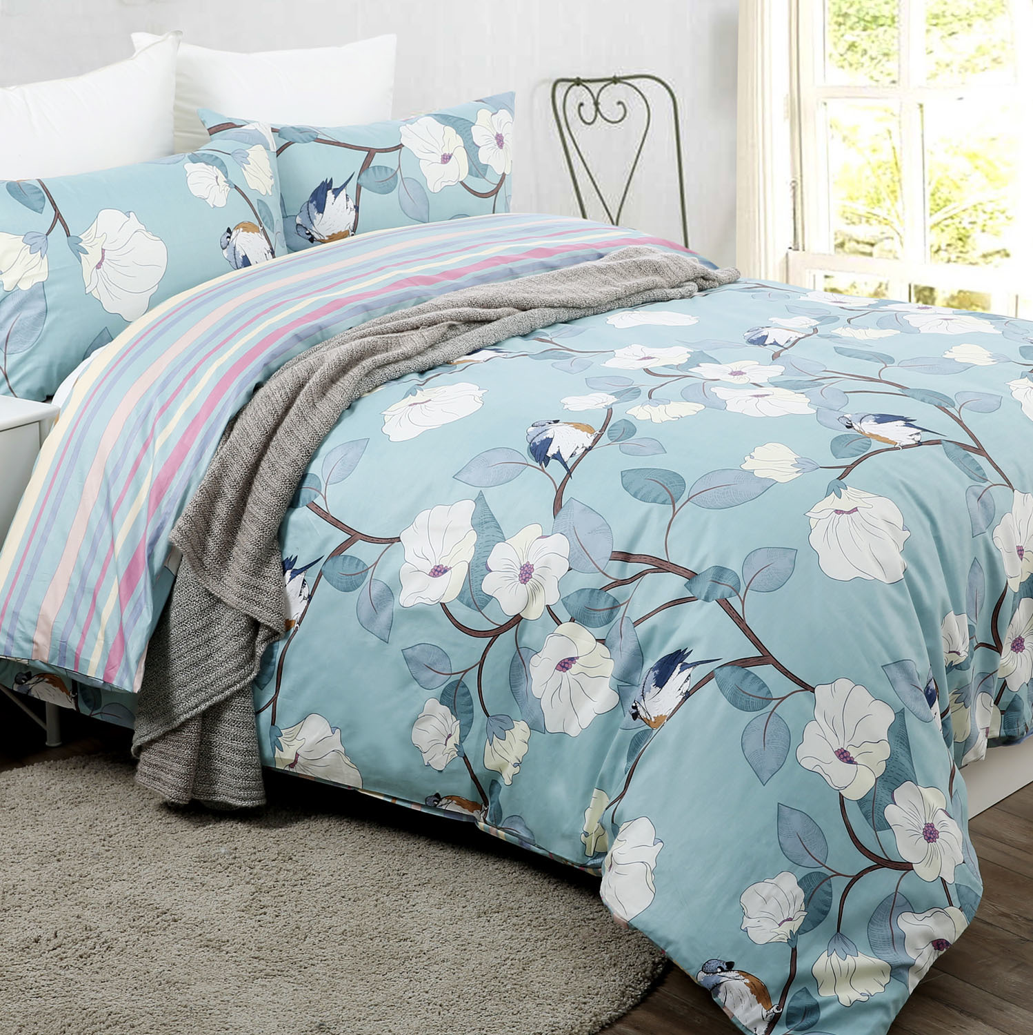 dahlia queenb quilt bambury lif bedroom cover duvet btsqcsds jersey by sets covers cotton bedt