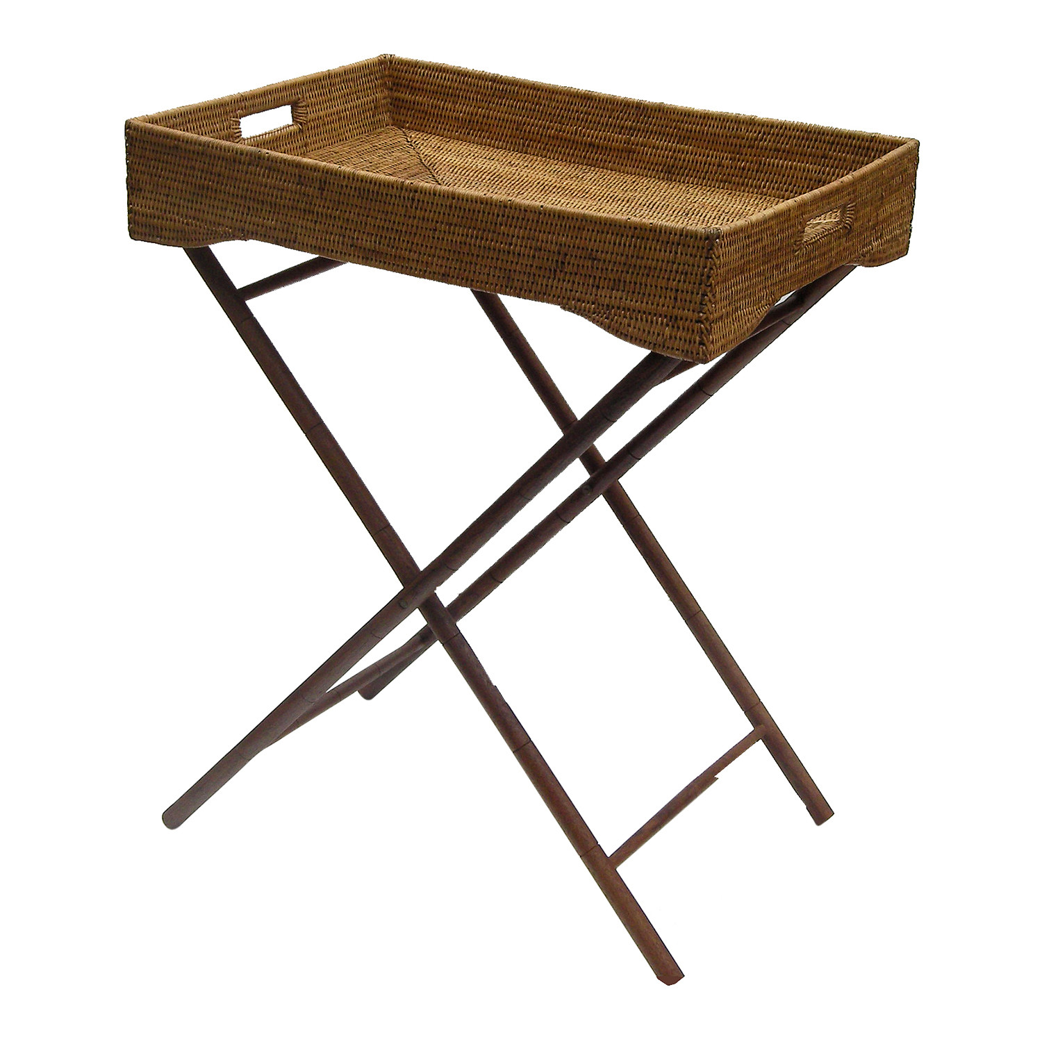 NEW-Butler-Tray-with-Wooden-Legs-Capeview-Interiors-Side-End-Tables