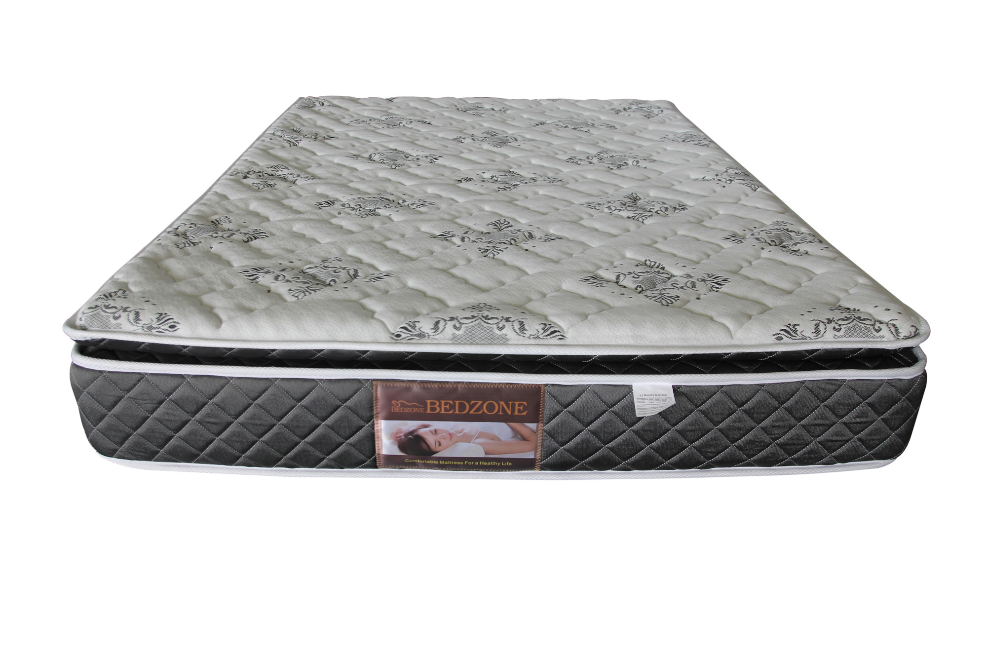 spring pillow extra topper bonnel top mattress