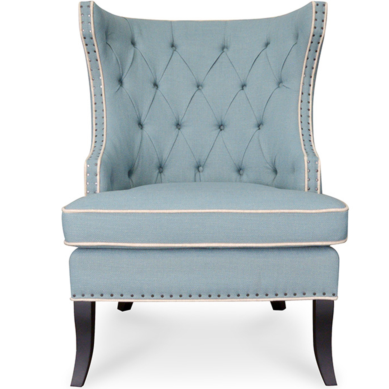 New Studded Nathaniel Armchair Harper Amp Hindley