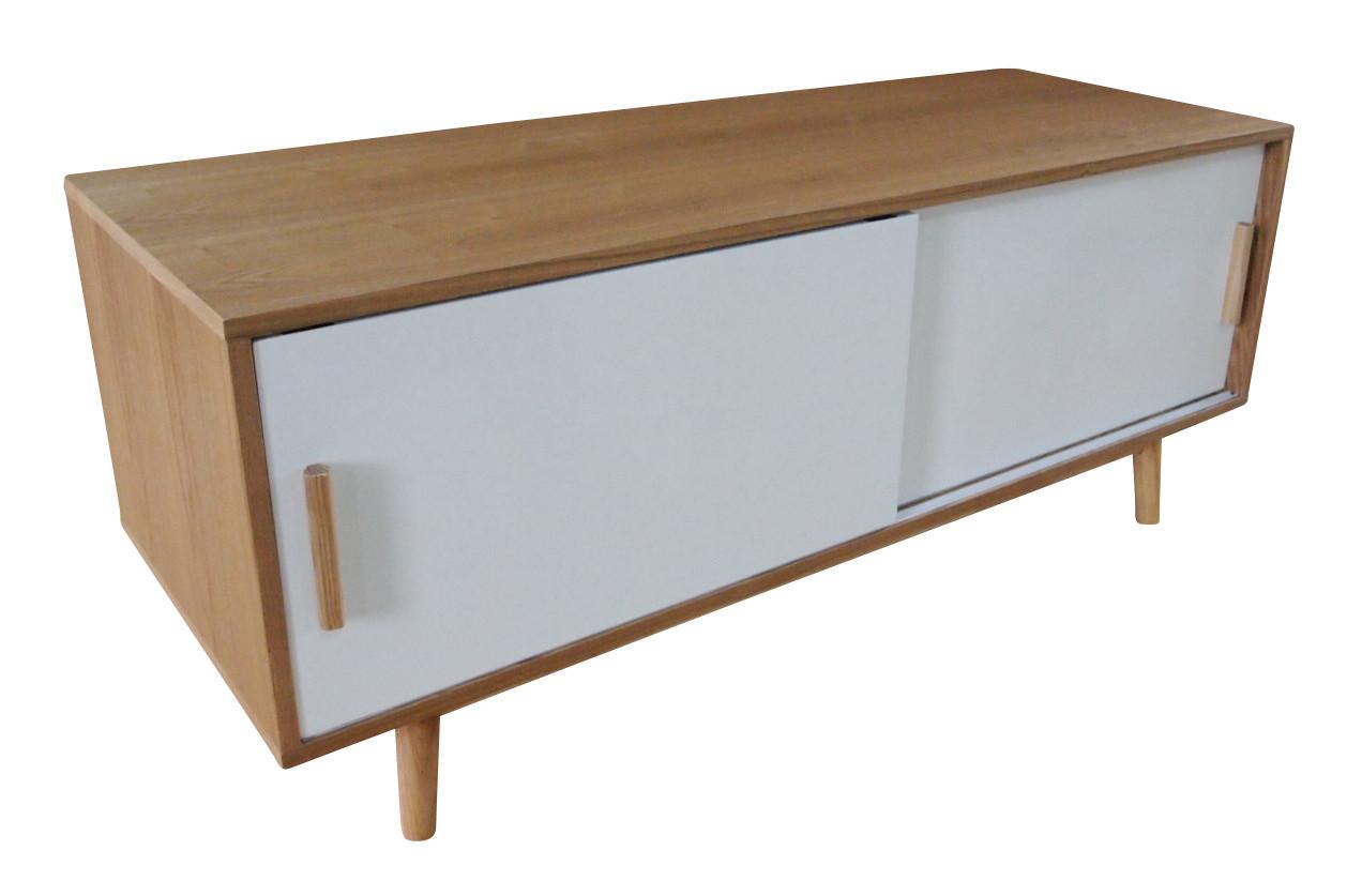quality design 5e62b 7edf4 Hajls Scandinavian Low Line Sideboard & TV Unit