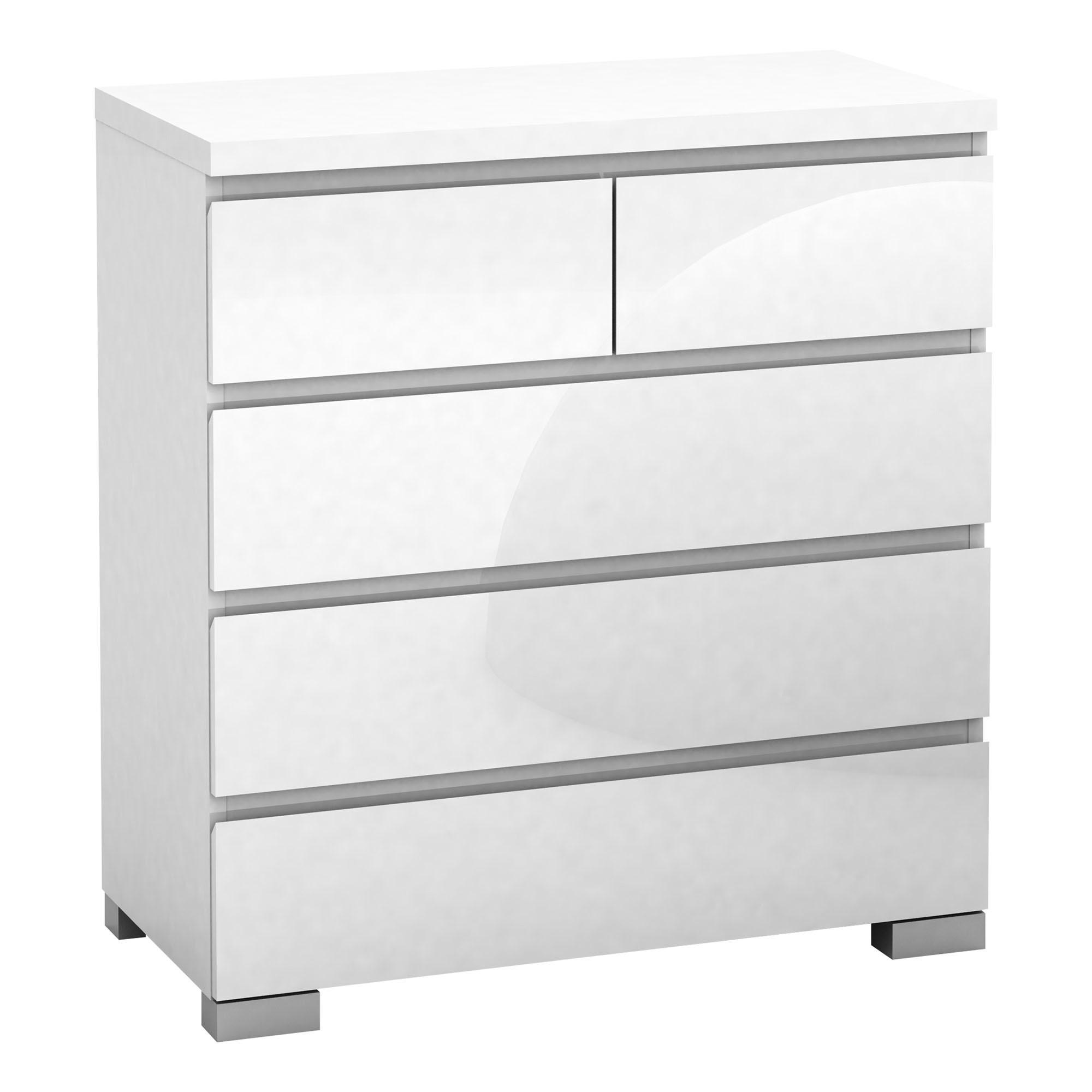 elara 5 drawer chest