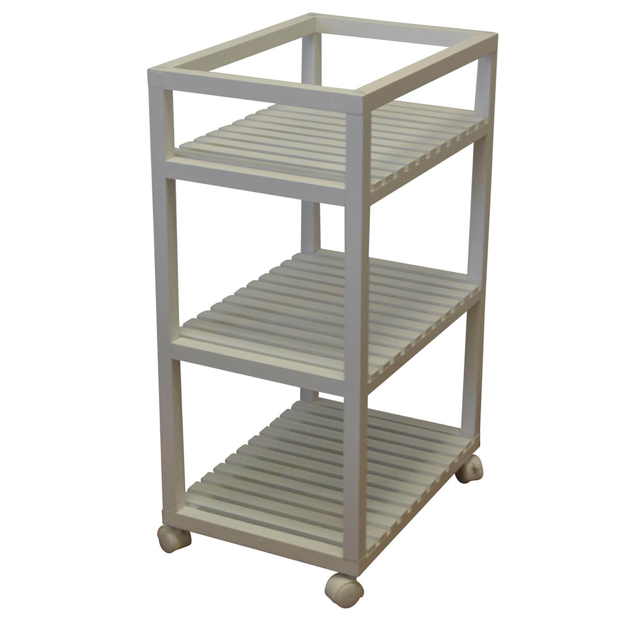 rack racks cart item laundry bedroom langria mesh shelving multifunctional from shelf bathroom washroom for rolling in tier metal holders kitchen storage