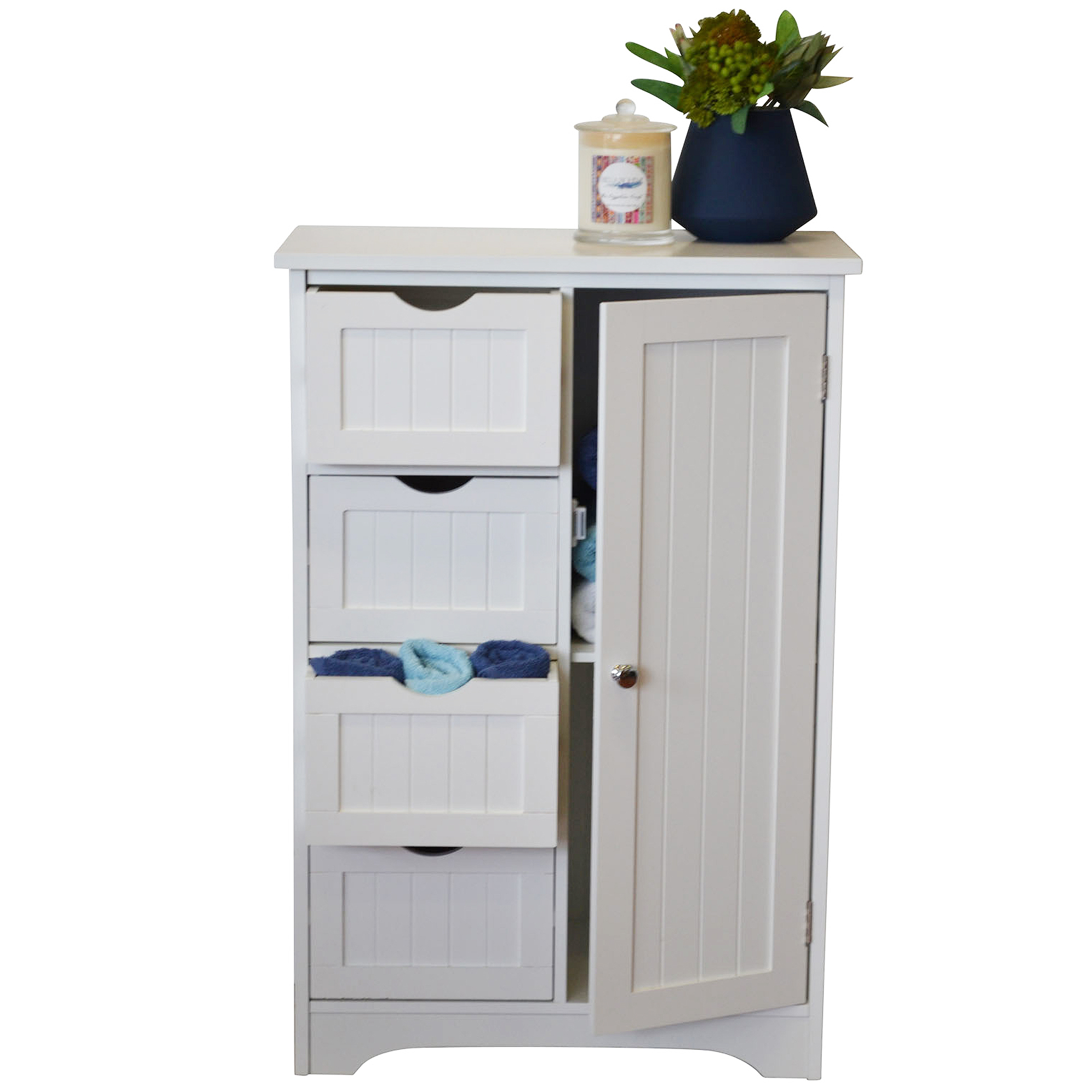 New odessa multi purpose bathroom cabinet in home for Bathroom cabinets ebay australia