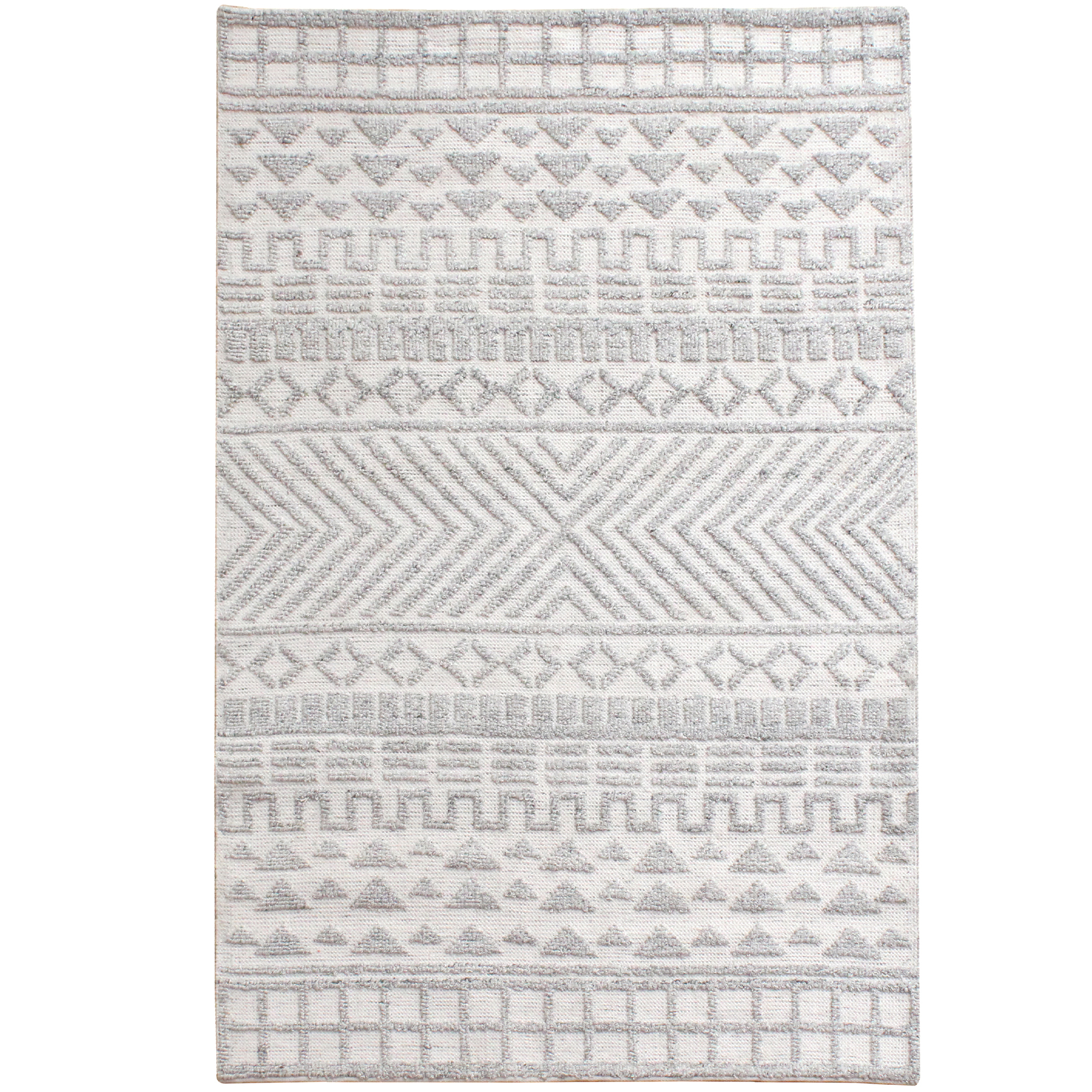 Light Grey Triton Indoor Outdoor Rug