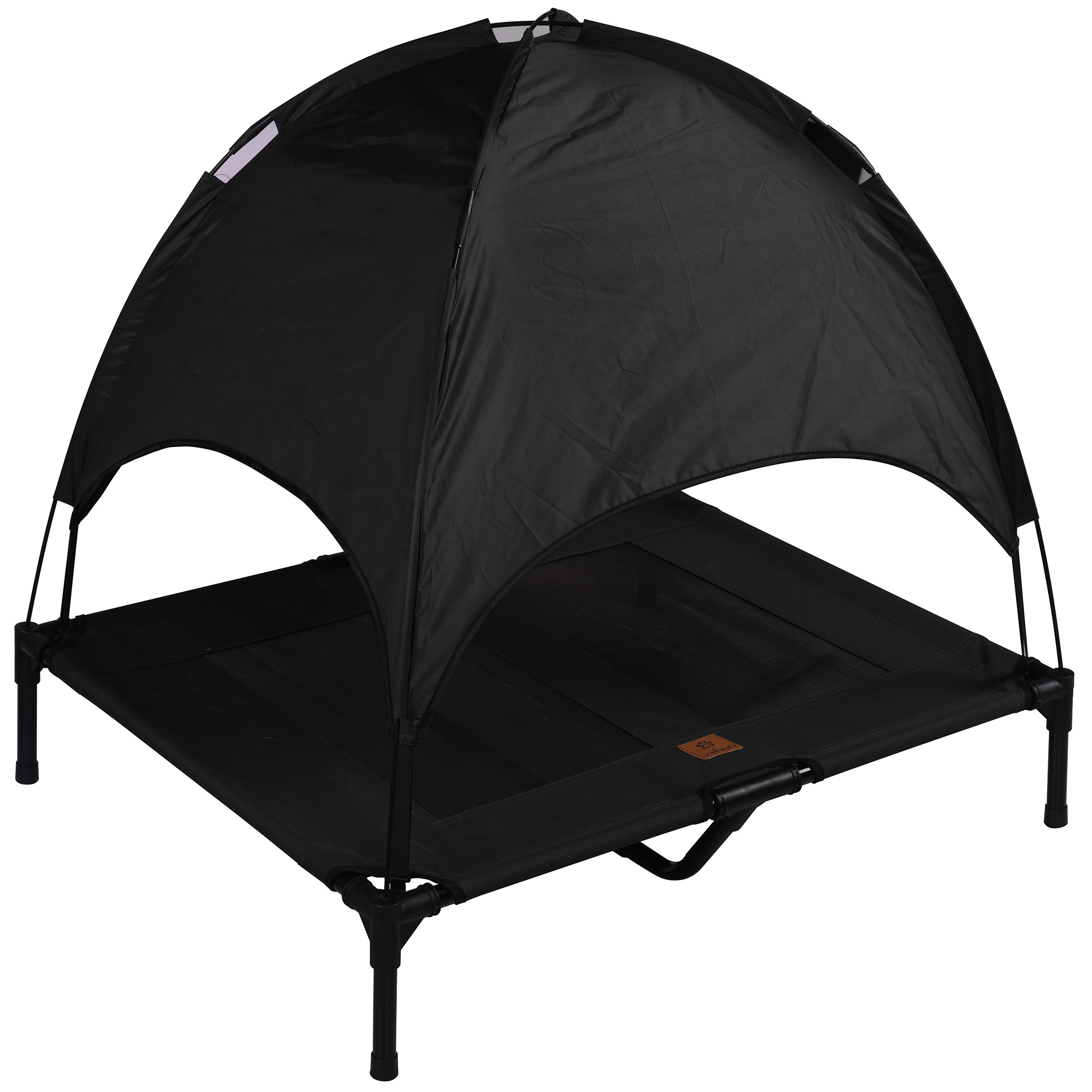 sports shoes 72272 8dbad Elevated Pet Bed with Tent