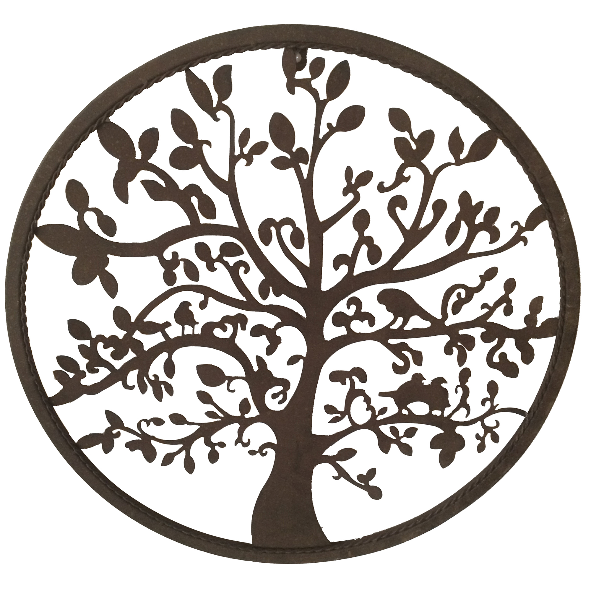 2f5fa9eab059 SKU #HSTR1152 Circular Tree of Life Metal Wall Decor is also sometimes  listed under the following manufacturer numbers: 71220TRE