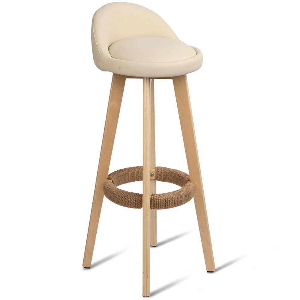 Excellent Details About New Set Of 2 Dwell Home Davar Barstools Dwellhome Bar Stools Customarchery Wood Chair Design Ideas Customarcherynet