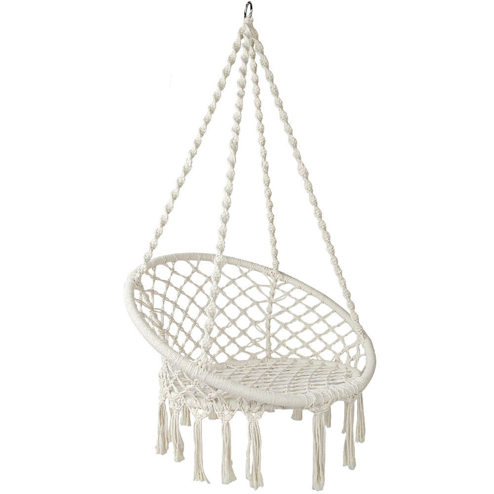 SKU #ILIF4415 Hammock Swing Chair Is Also Sometimes Listed Under The  Following Manufacturer Numbers: HM CHAIR SWING CREAM, HM CHAIR SWING GREY