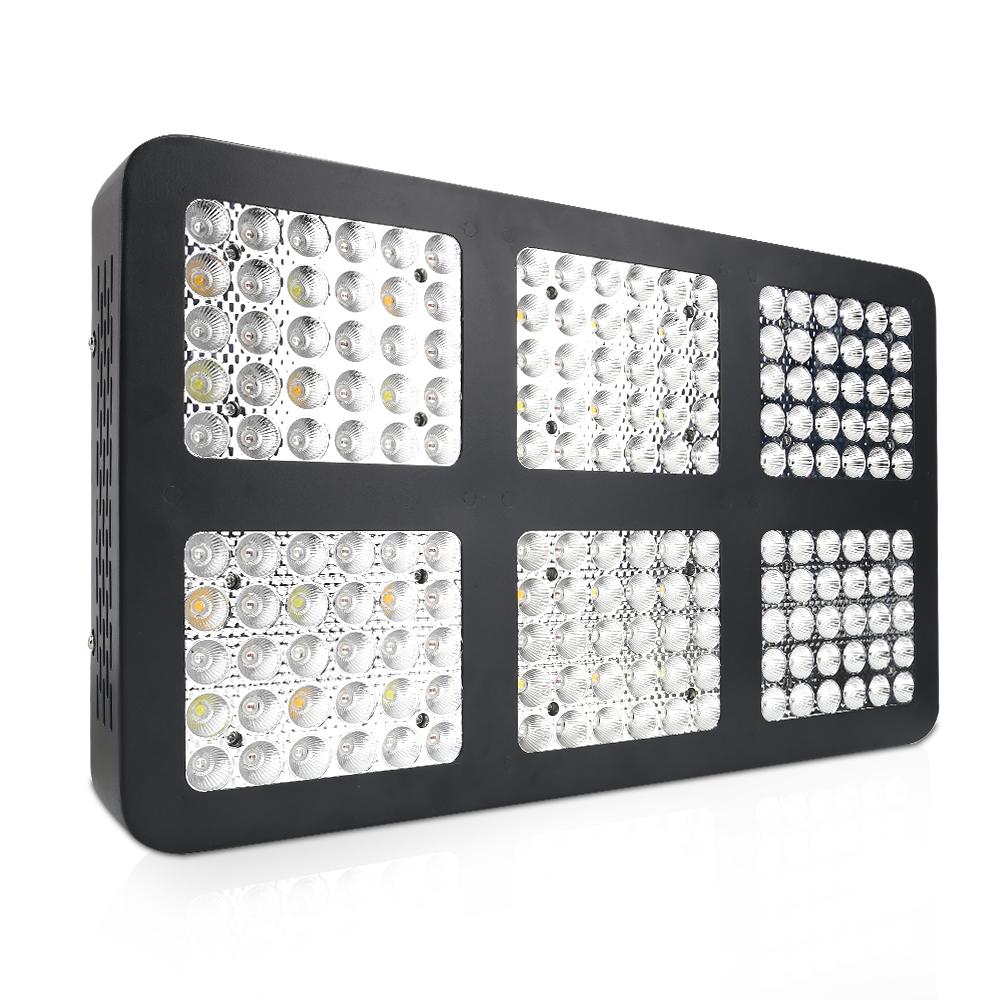 2000w Eden LED Grow Light Full Spectrum Reflector