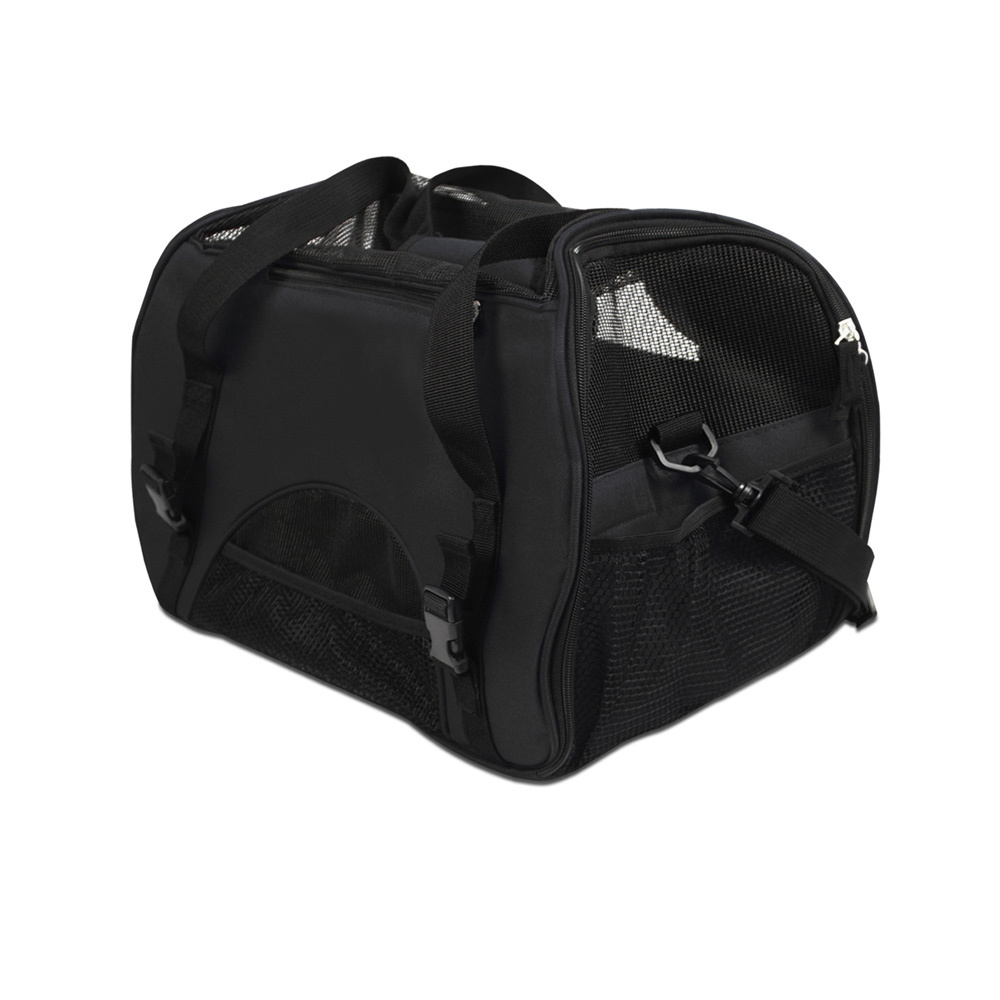 SKU  ILIF3825 Black Portable Pet Carrier with Safety Leash is also  sometimes listed under the following manufacturer numbers  PET-CARRIER -5078-XL-BK 63e95756b4e4