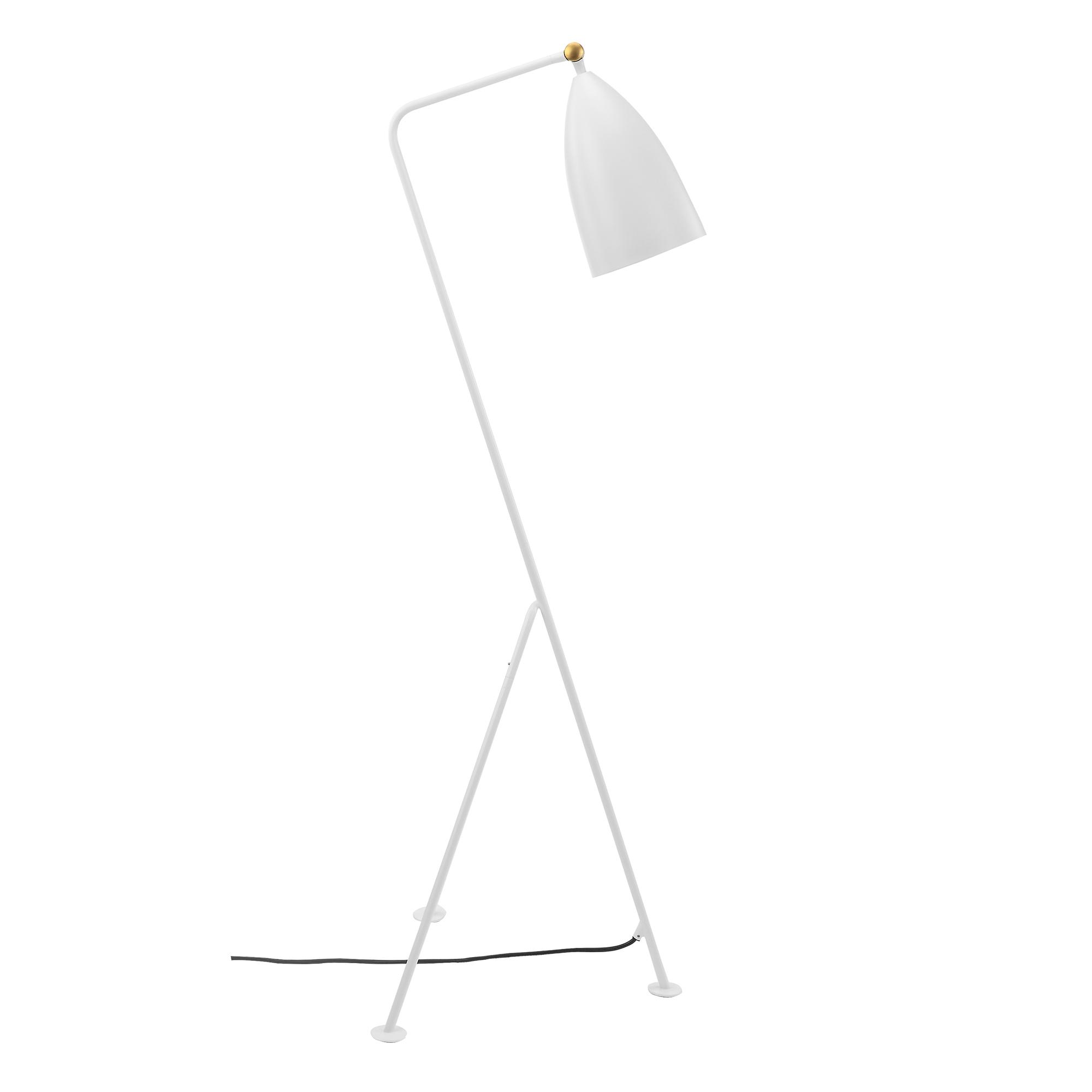 Details About New Greta Grossman Replica Grashoppa Floor Lamp Milano Luci Lamps