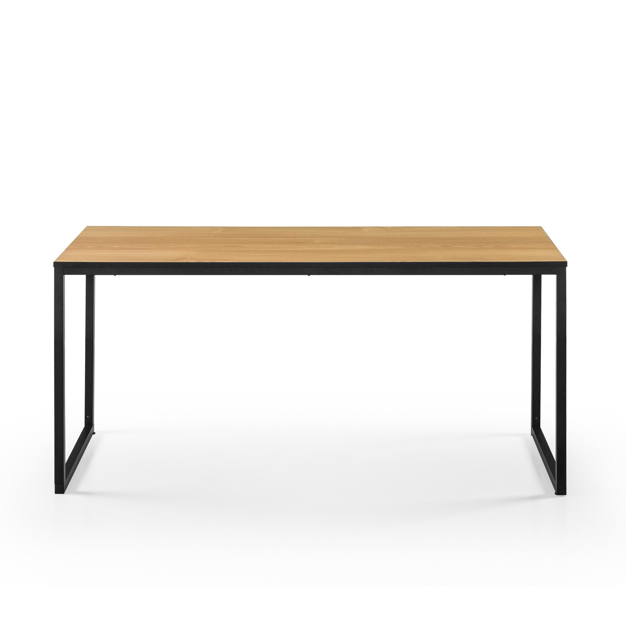 NEW-Harper-Wood-amp-Steel-Desk-Studio-Home-Desks thumbnail 9
