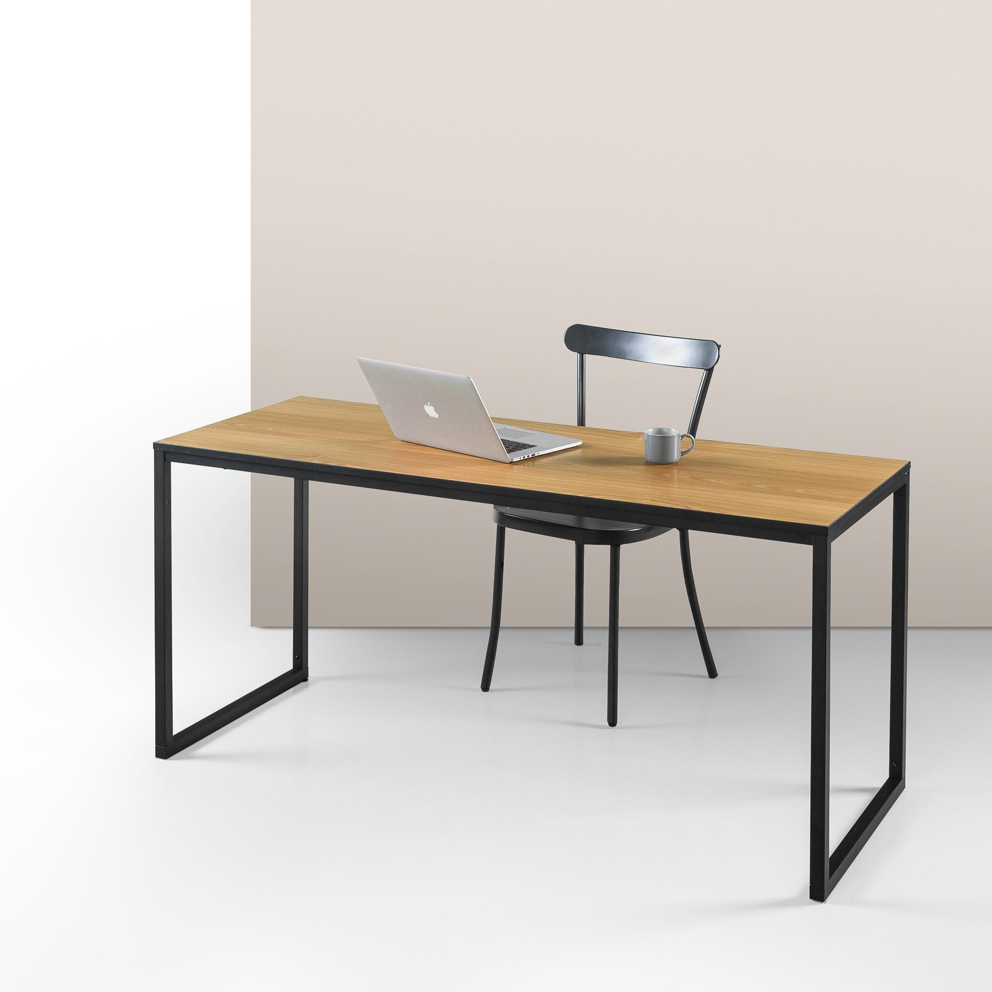 NEW-Harper-Wood-amp-Steel-Desk-Studio-Home-Desks thumbnail 8