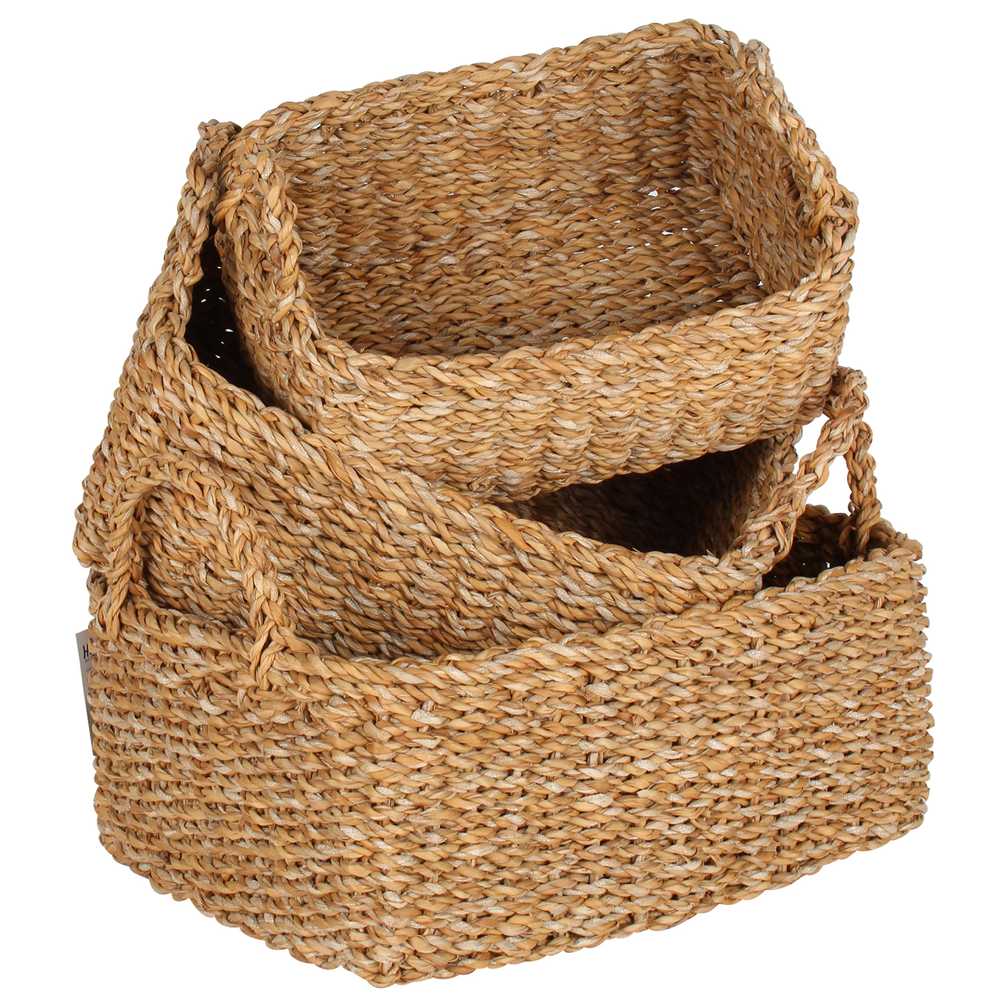Home Décor Items 15cm Small Square Seagrass Baskets Makeup Product Toiletries Collectors Bedroom Home Furniture Diy Sistemadeensinoph Com Br