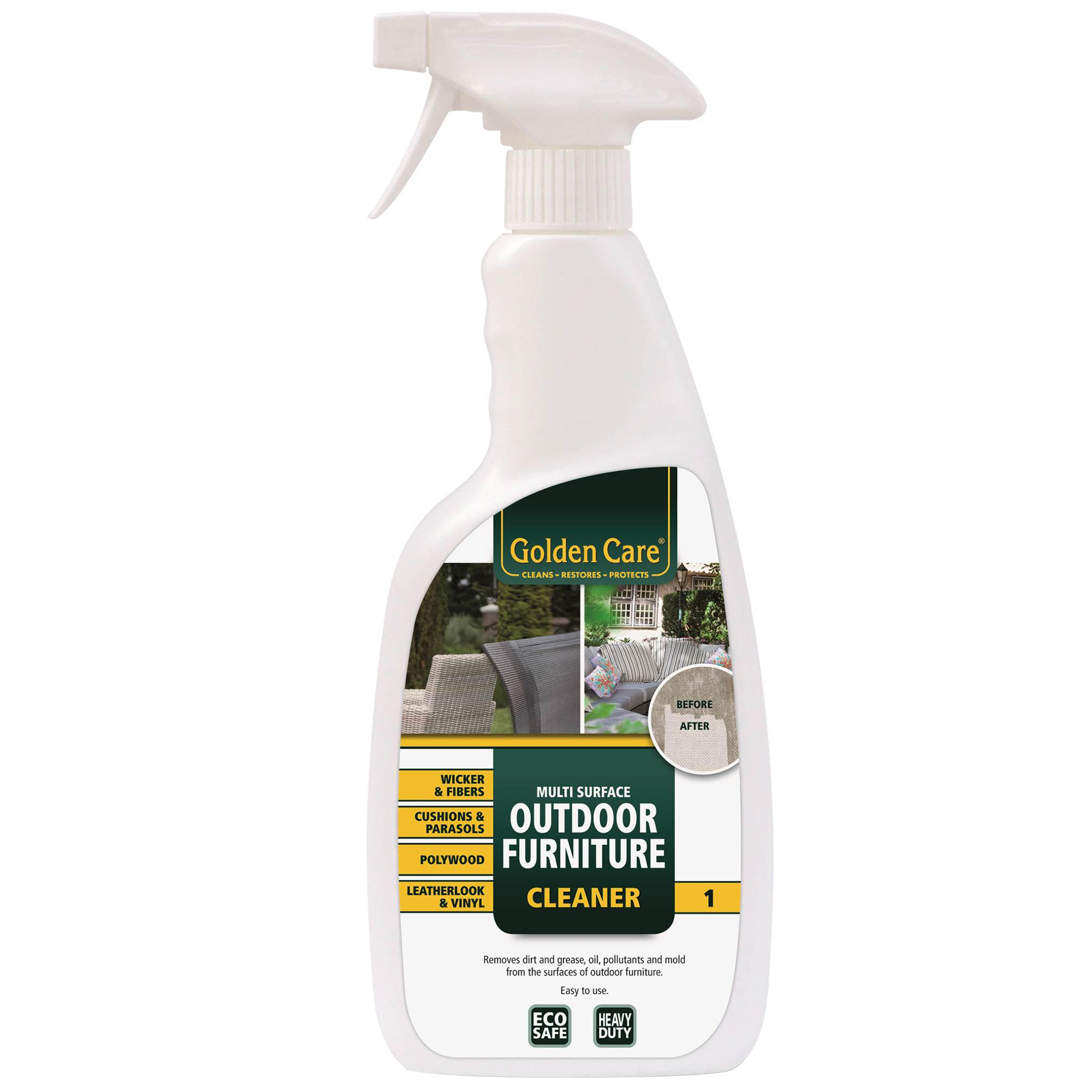 100ml Multi-Surface Outdoor Furniture Cleaner 10