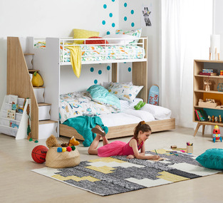 Playful kids bedroom photo by Temple & Webster